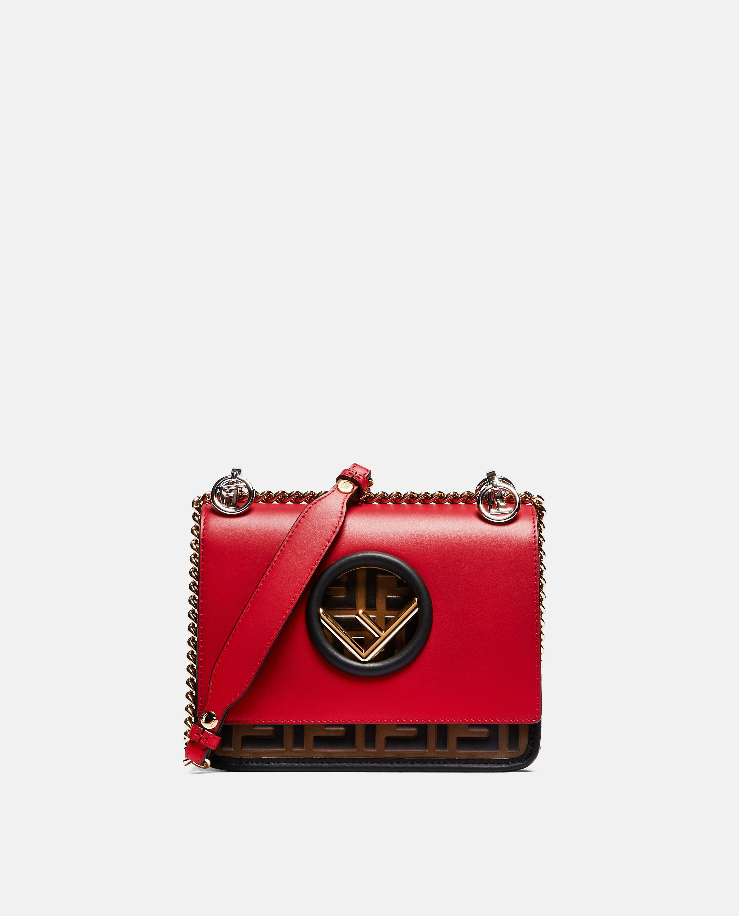 Fendi. Women s Red Kan I Small Bag 4fcc002cfbeb1