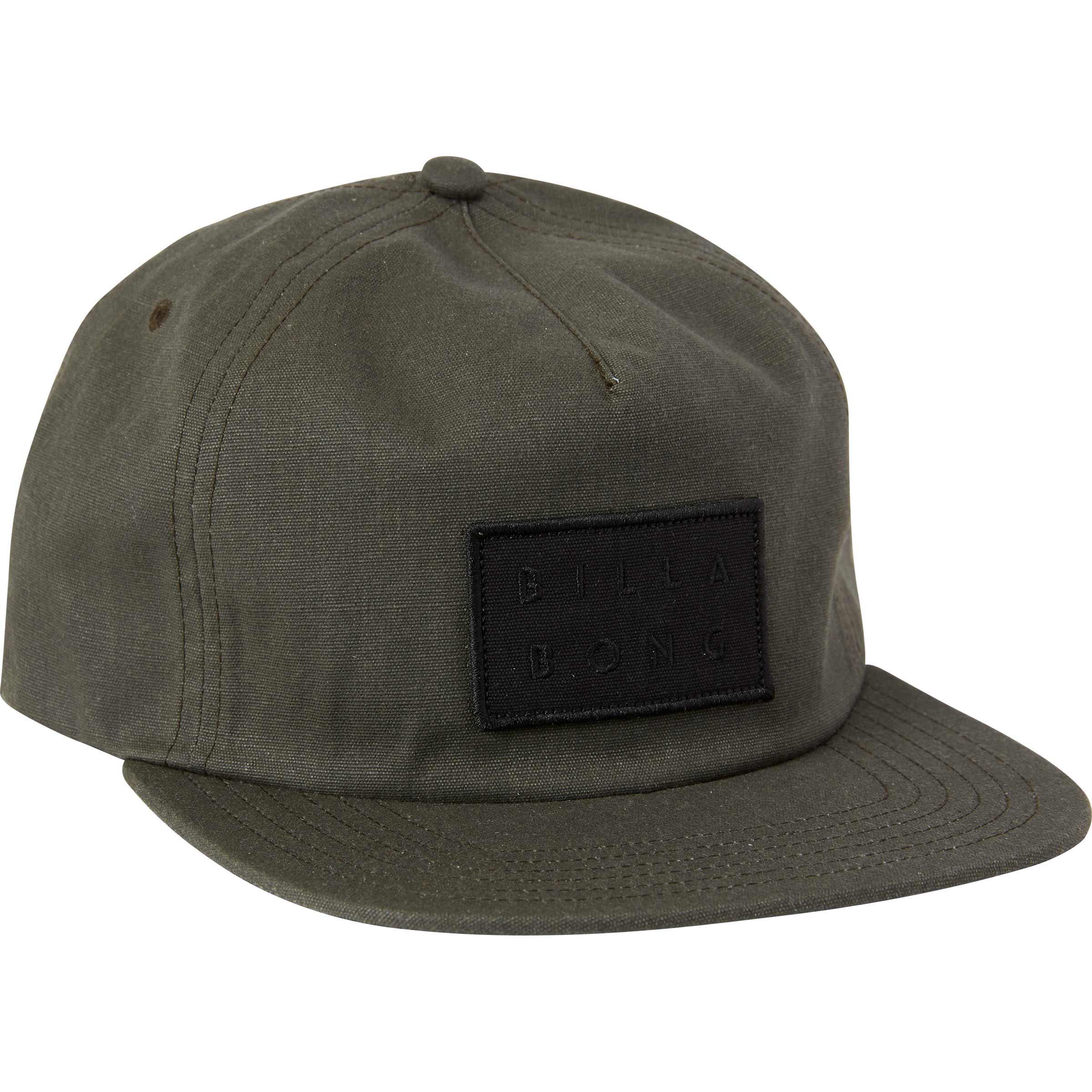 02c9be543065e Billabong Die Cut Hat in Green for Men - Lyst