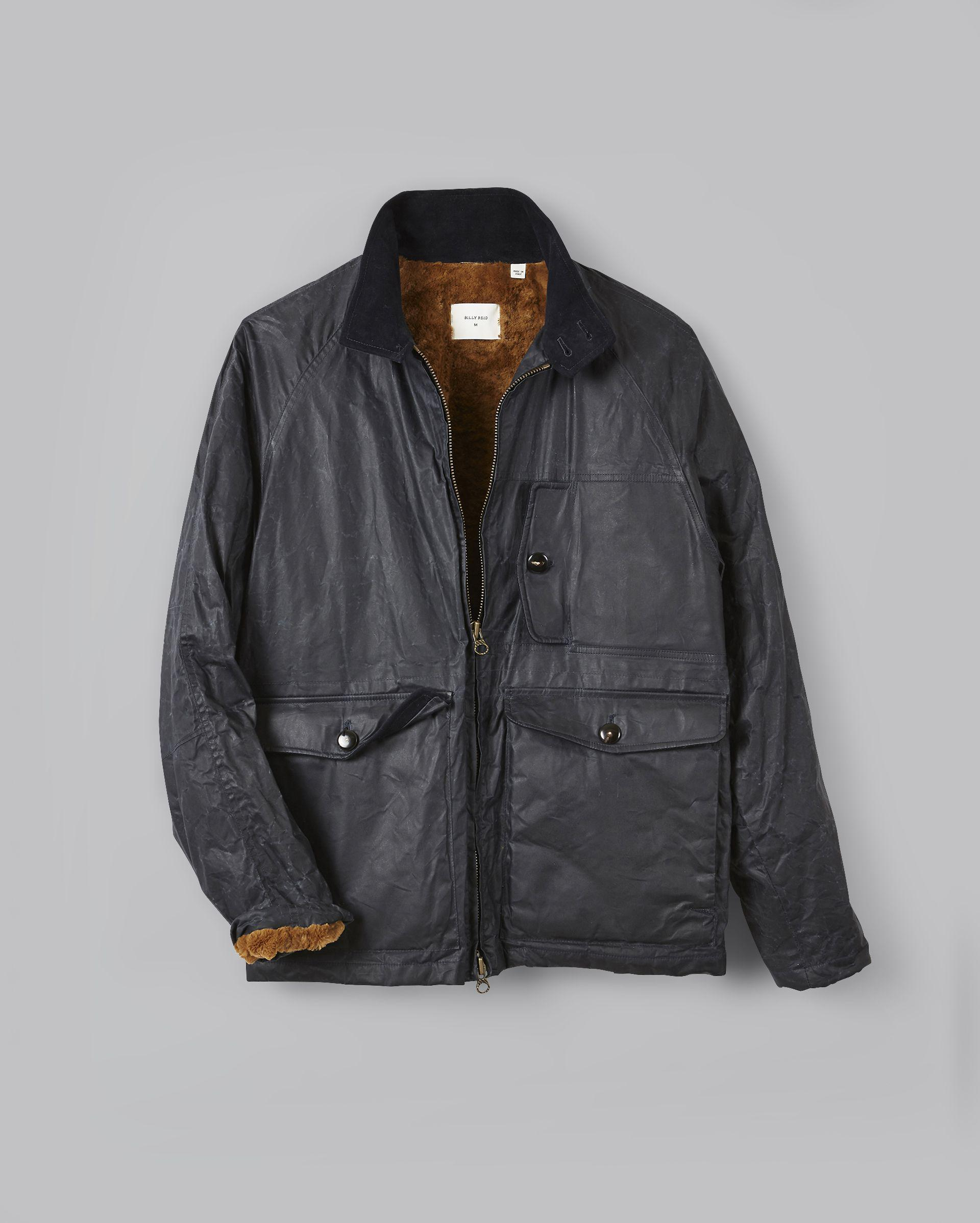 8291bd8626 Lyst - Billy Reid Dempsey Jacket for Men