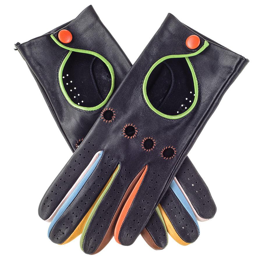 Wanna Creampie road hustler leather work gloves