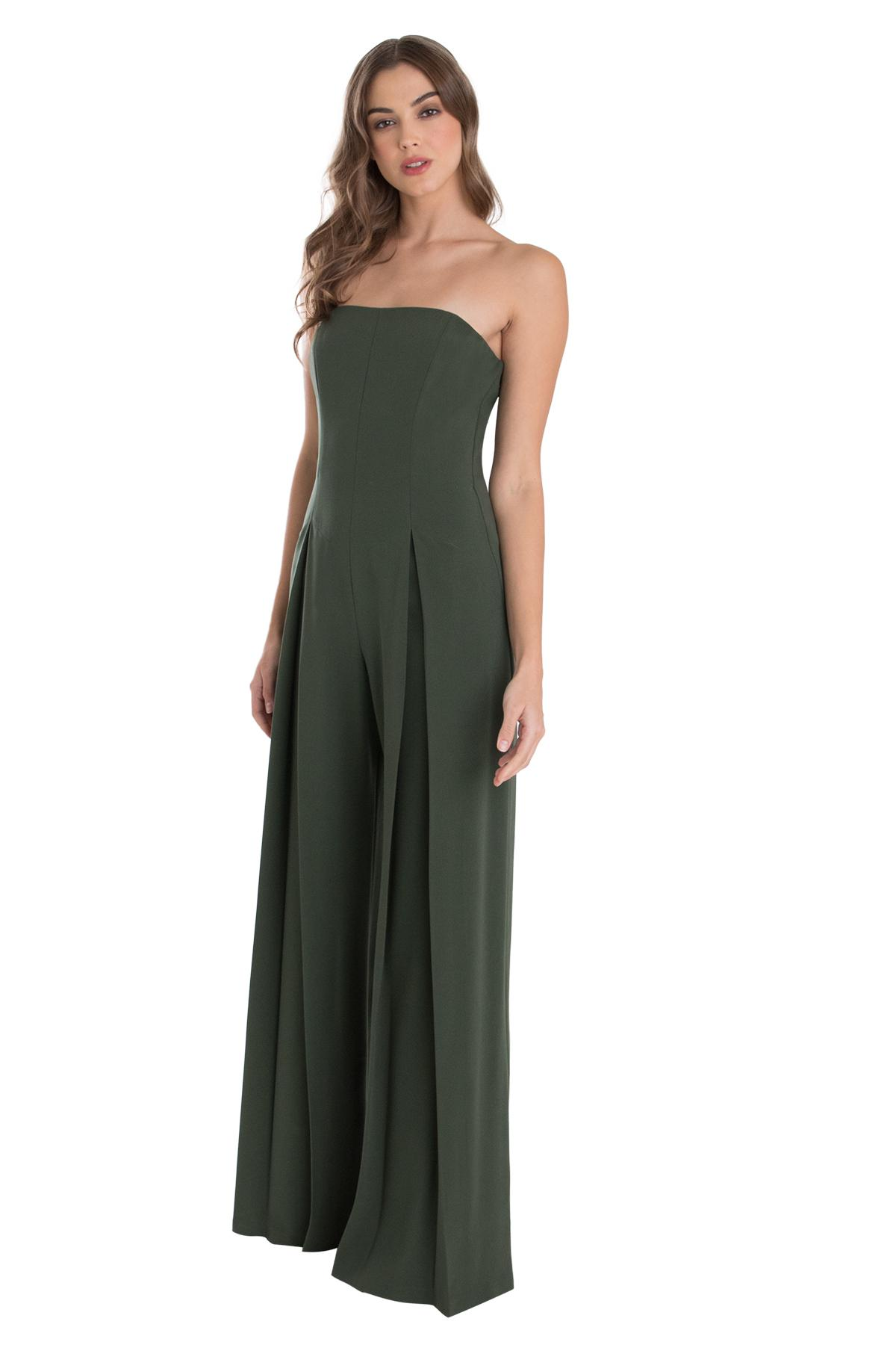 b5d0eecc1351 Black Halo Lincoln Jumpsuit in Green - Lyst