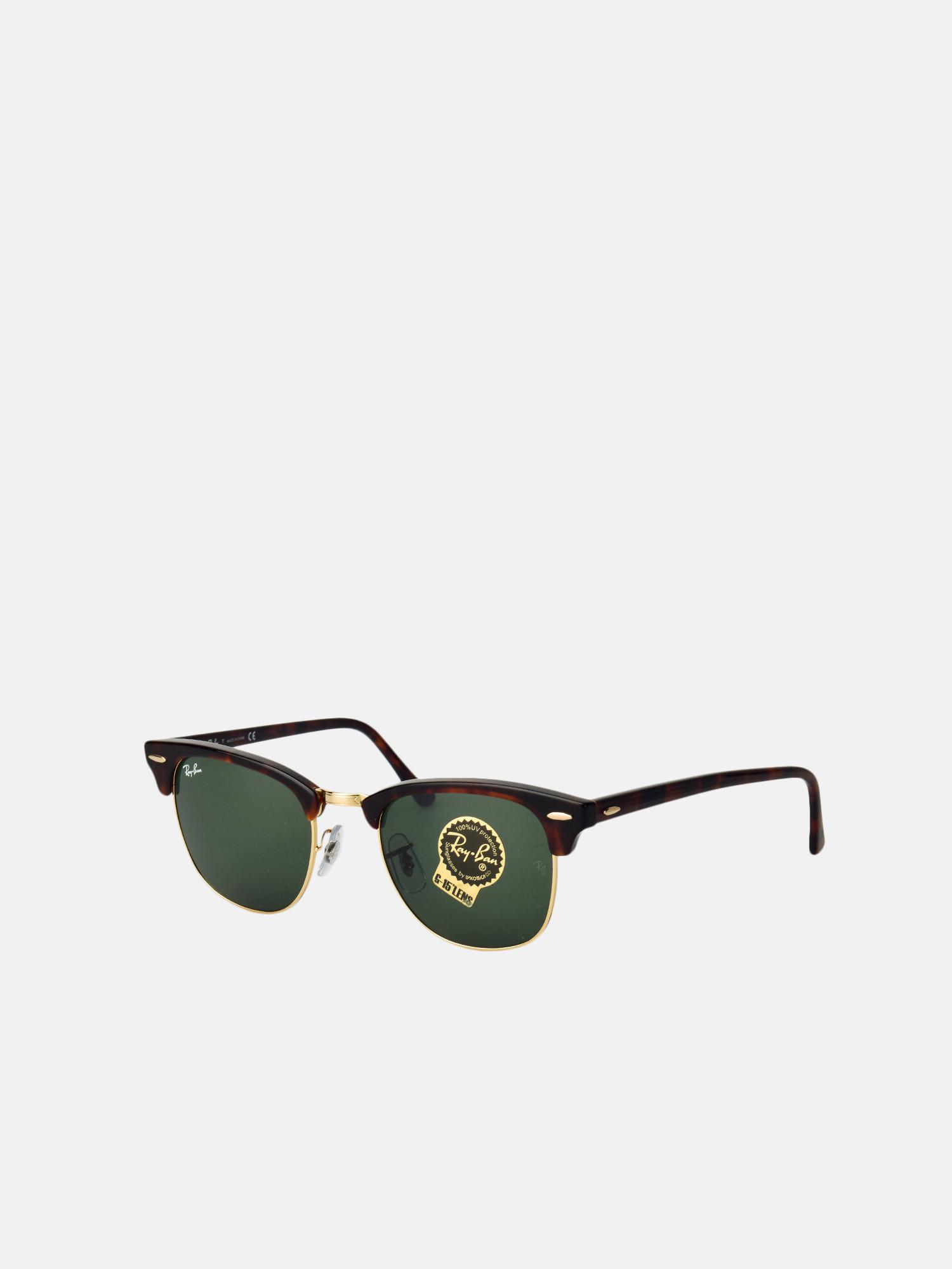 Lyst - Ray-Ban Rb 3016 W0366 Mock Tortoise/arista 51 Size in Green