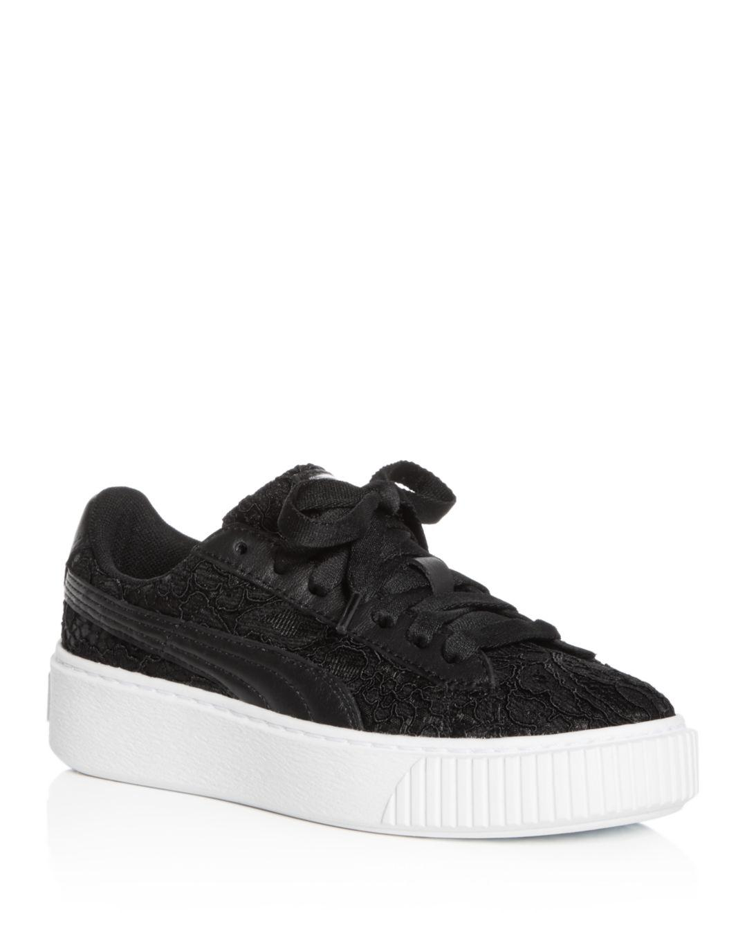 aea473ade40 Gallery. Previously sold at  Bloomingdale s · Women s Platform Sneakers Women s  Puma Classic ...