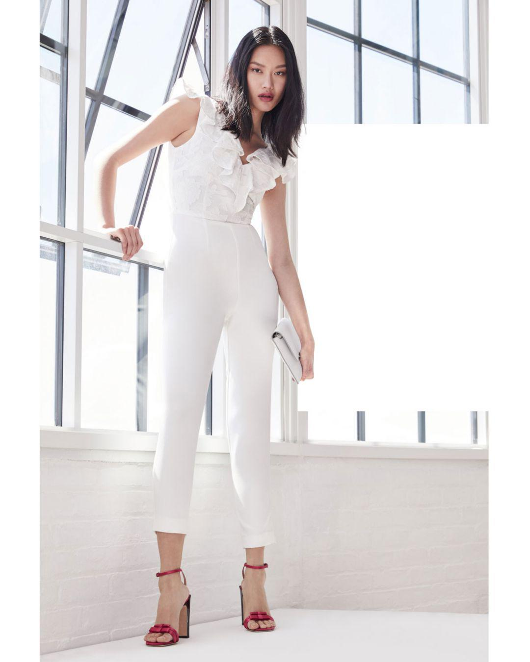 d156be14fc0 Gallery. Previously sold at  Bloomingdale s · Women s Corduroy Overalls ...