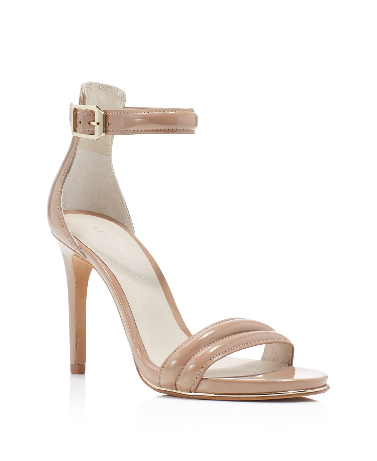 Kenneth Cole Brooke Ankle Strap High-Heel Sandals hM8oTMqr4