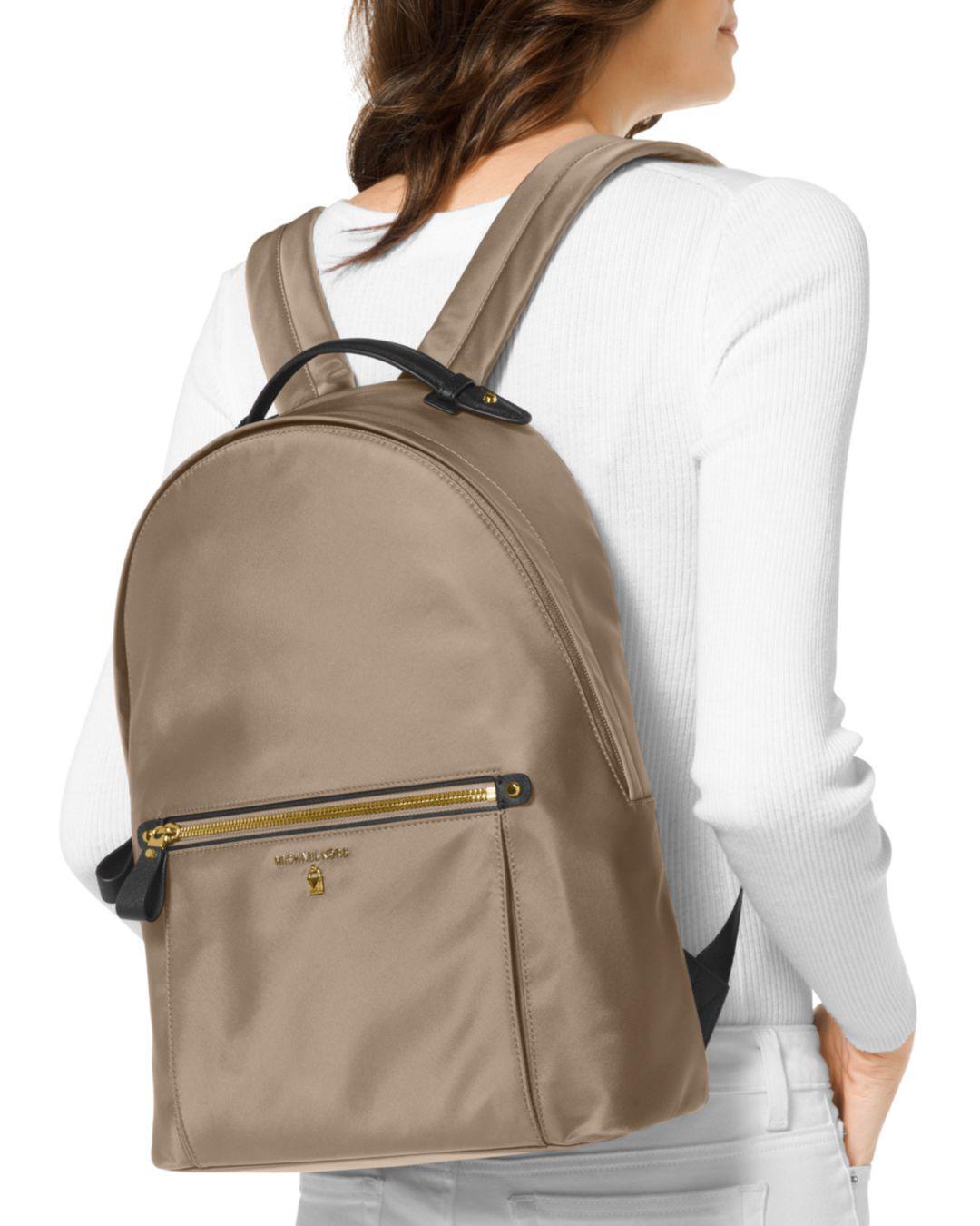 36094ed772f0 MICHAEL Michael Kors Nylon Kelsey Large Backpack ... - YouTube