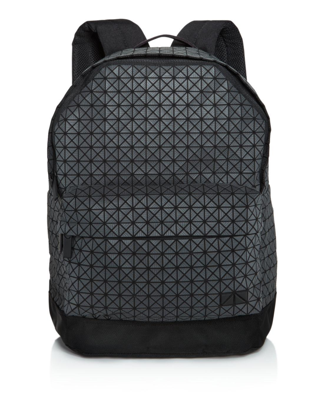 6ce1151056d2 Bao Bao Issey Miyake Geometric Backpack in Black for Men - Lyst