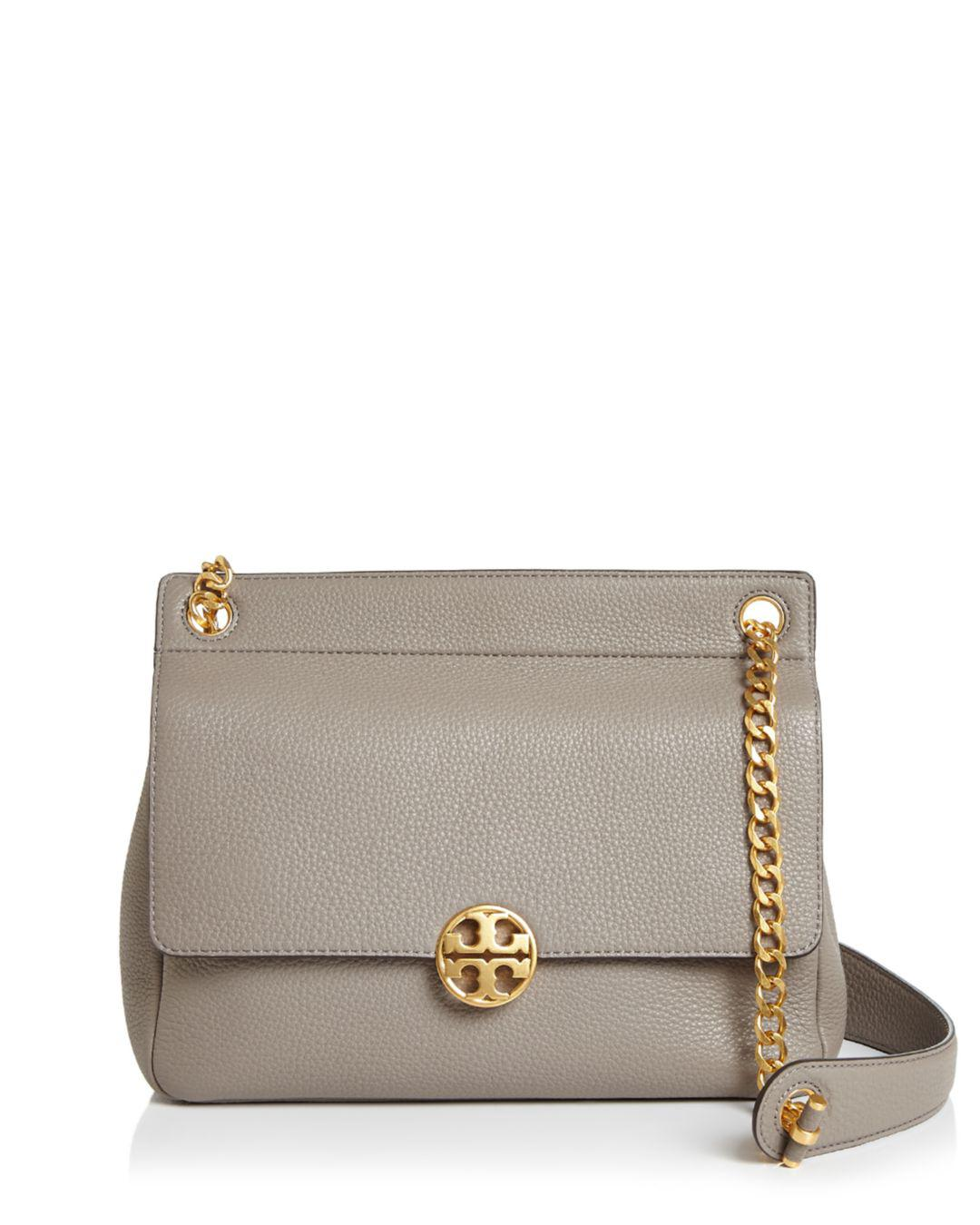 d6e638762481 Tory Burch Chelsea Flap Convertible Leather Shoulder Bag - Save ...