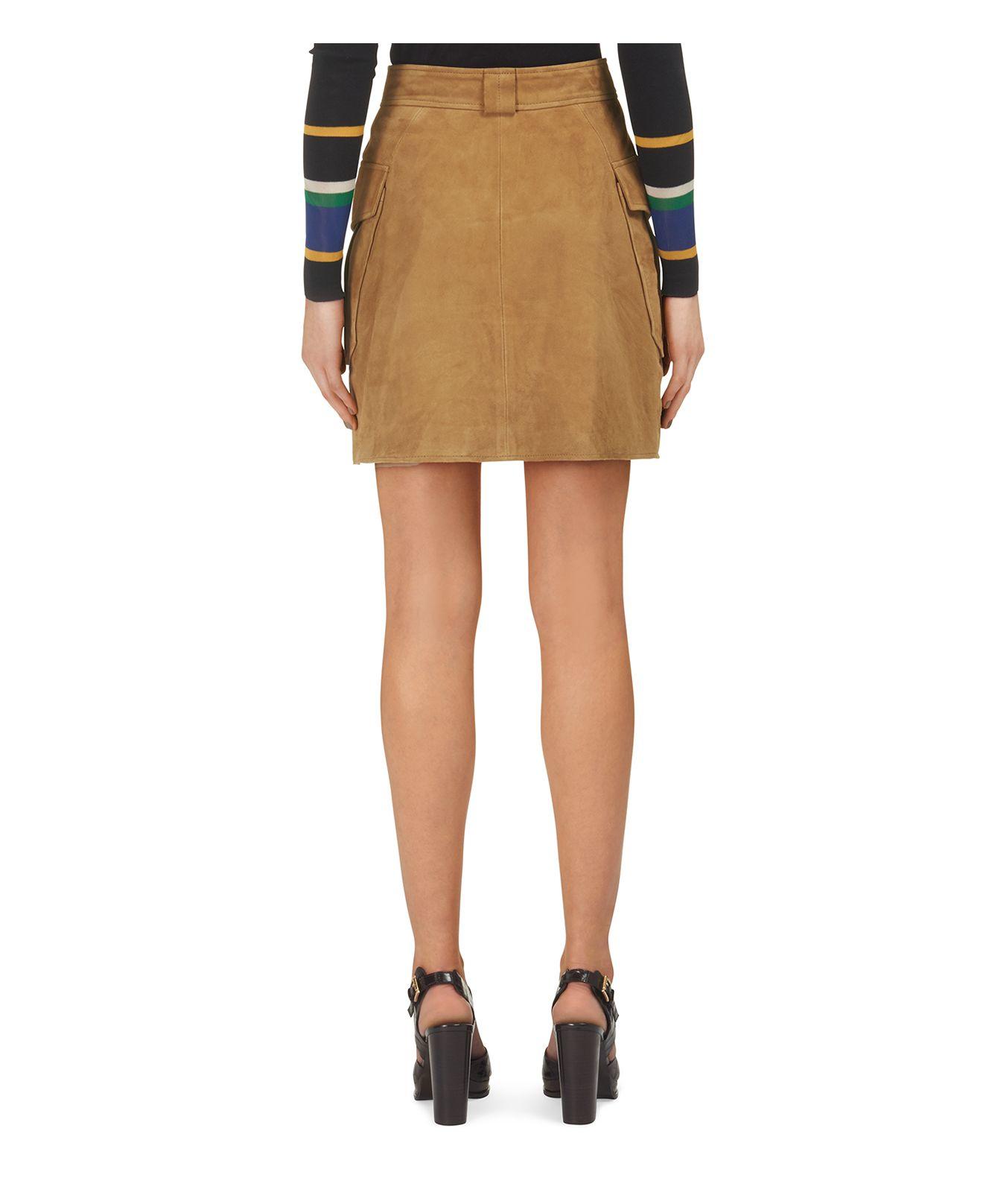 Cargo Pocket Skirt 120