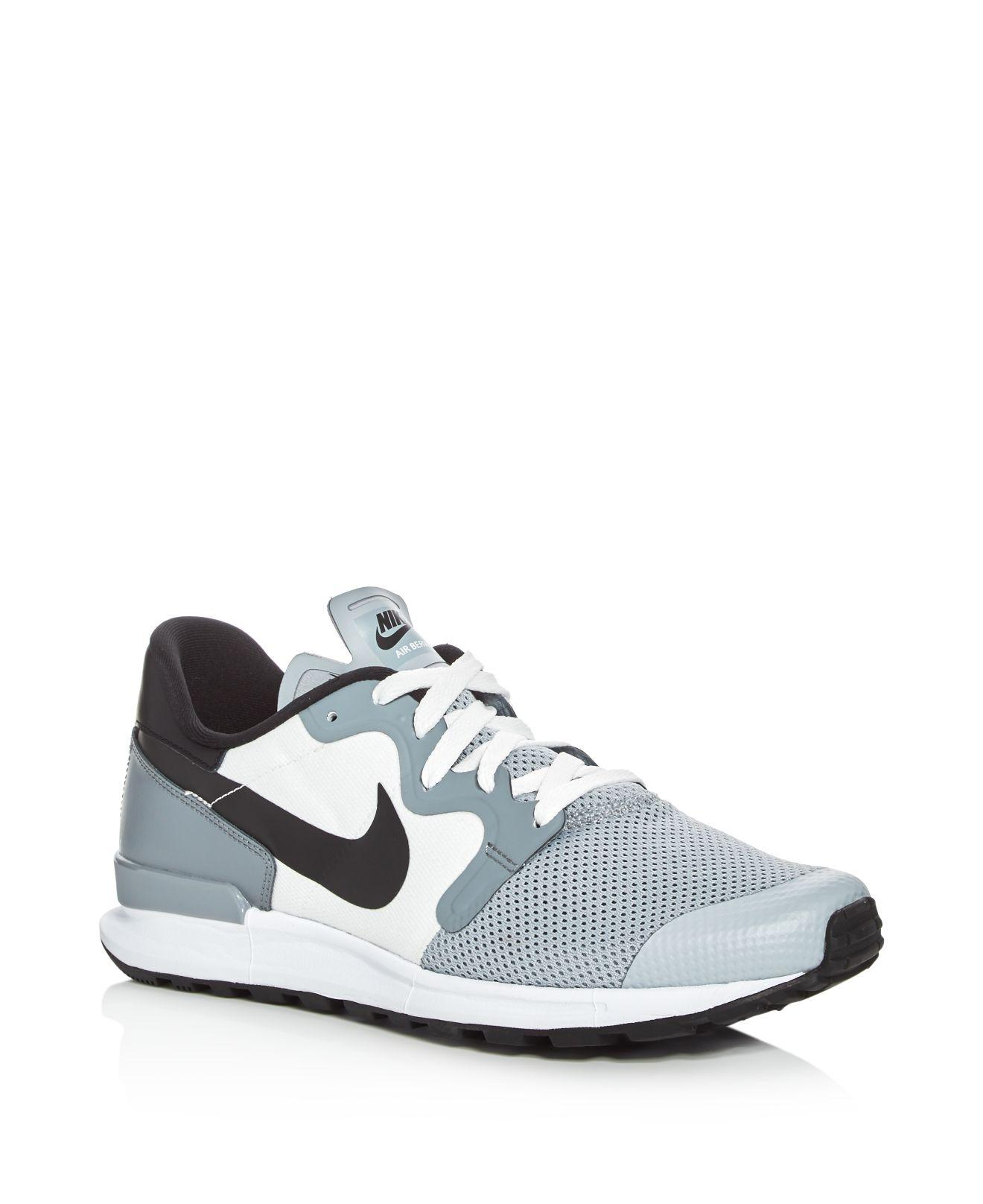 hot sale online 1da47 db785 Lyst - Nike Air Berwuda Lace Up Sneakers in Gray for Men