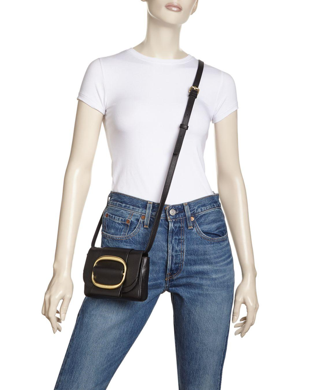 a8112efe See By Chloé See By Chloe Hopper Leather Convertible Belt Bag in ...