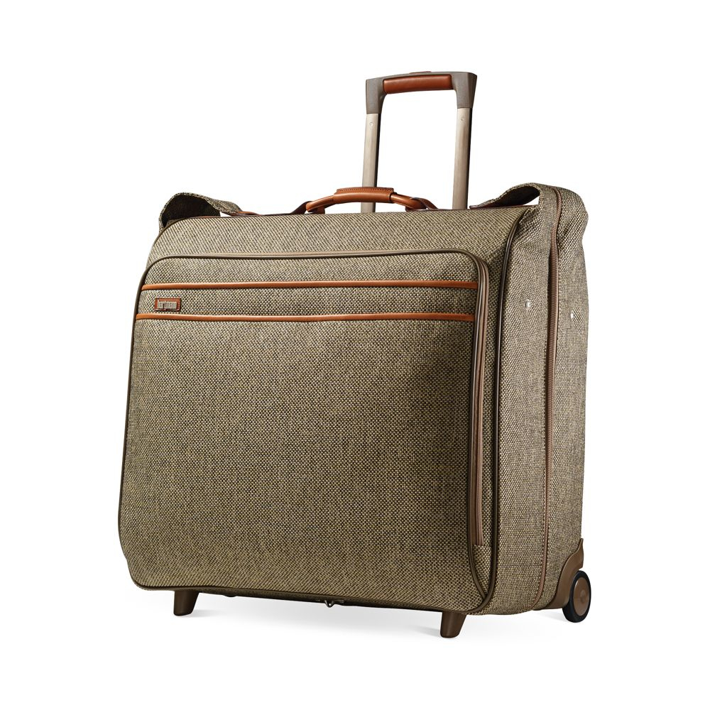 Hartmann Tweed Large Wheeled Garment Bag in Multicolor for ...