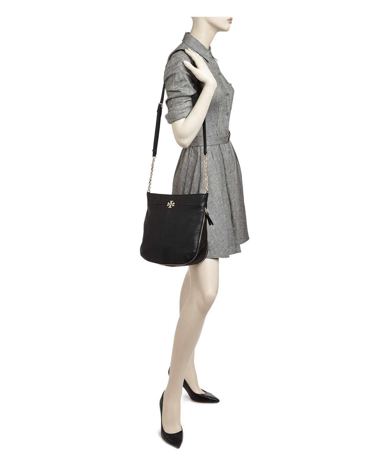 2d9dc56215f4 Lyst - Tory Burch Ivy Convertible Shoulder Bag