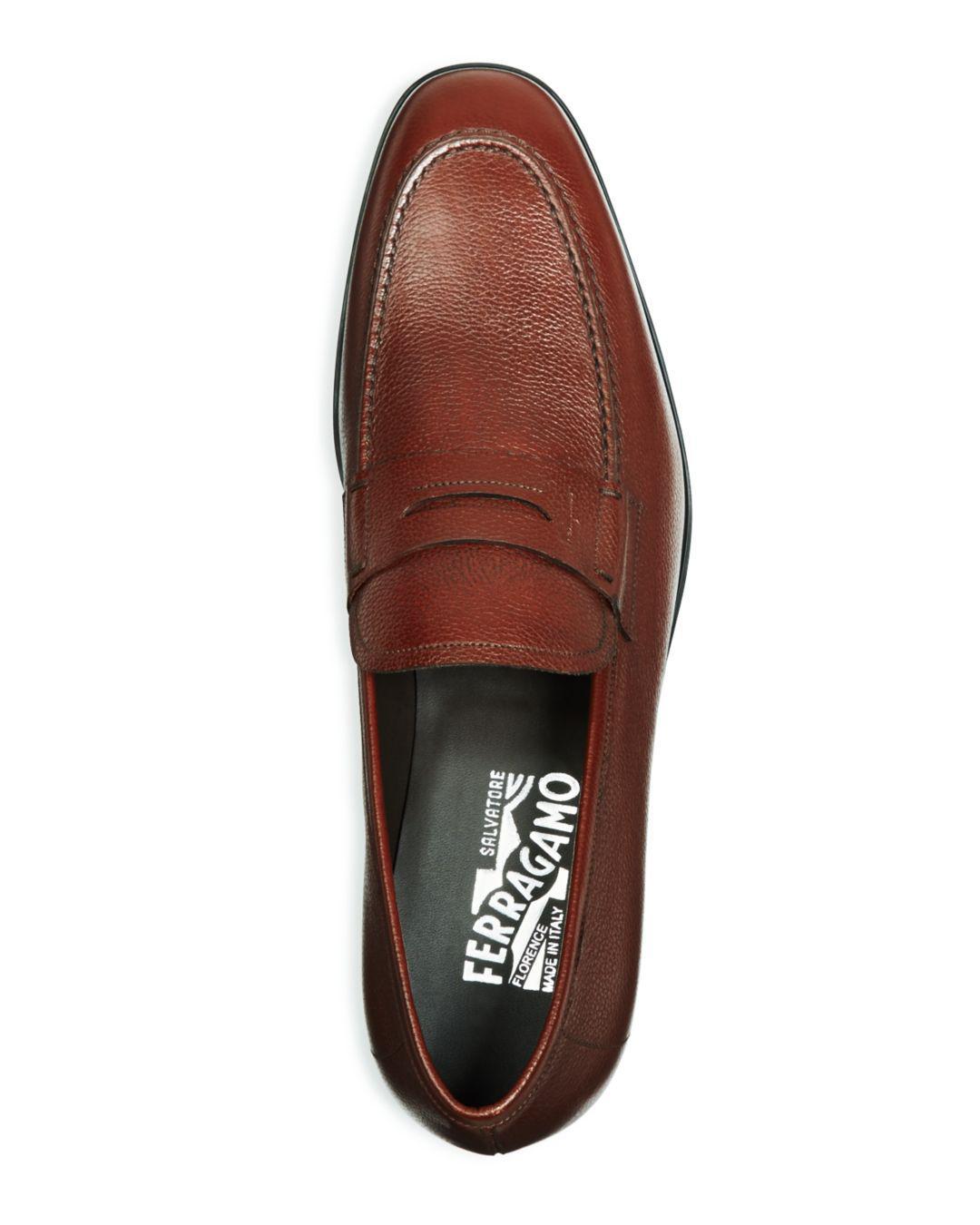 0e0e671c000 Lyst - Ferragamo Fiorino 2 Loafers in Brown for Men