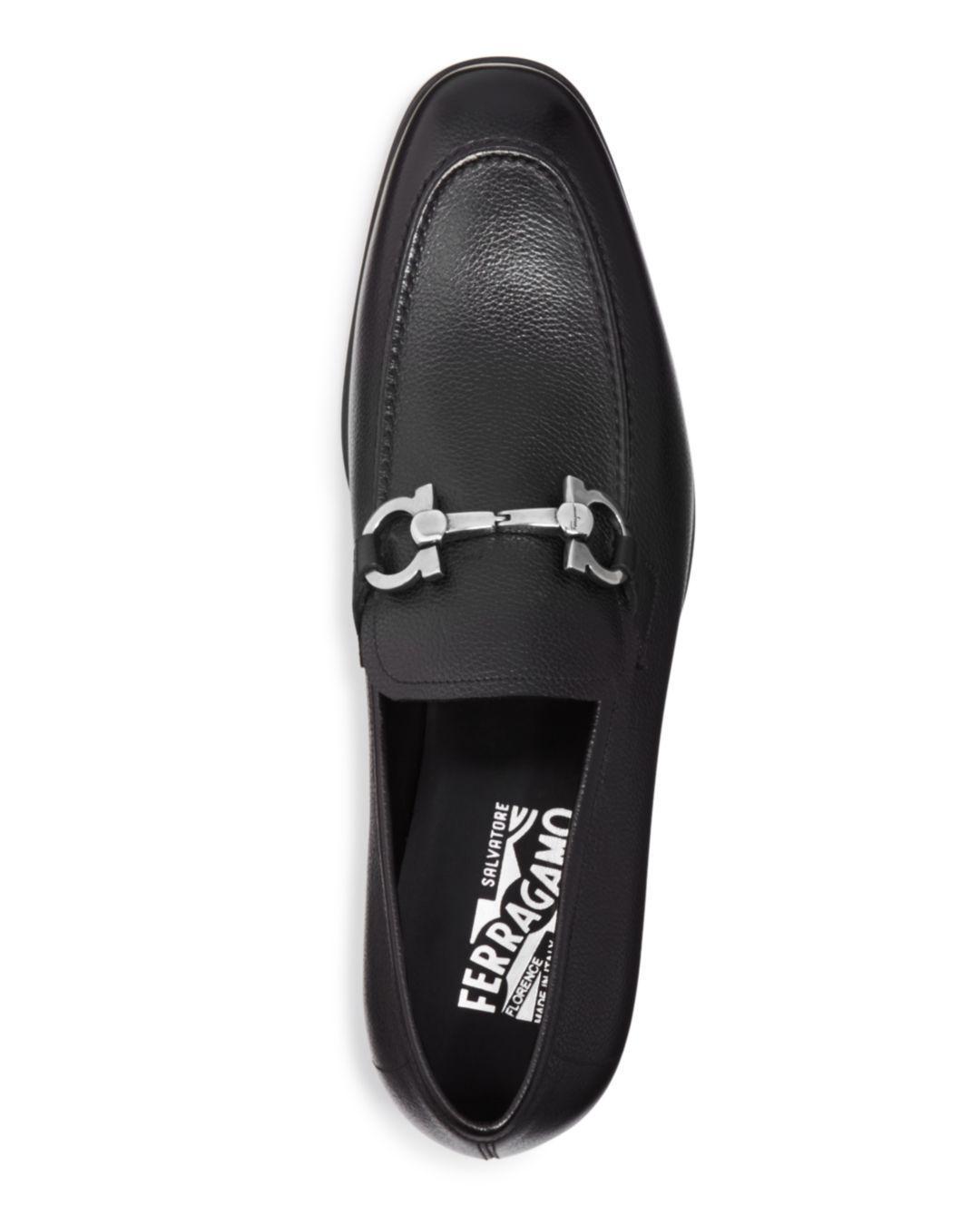 065232e3df2 Lyst - Ferragamo Flori 2 Loafers in Black for Men