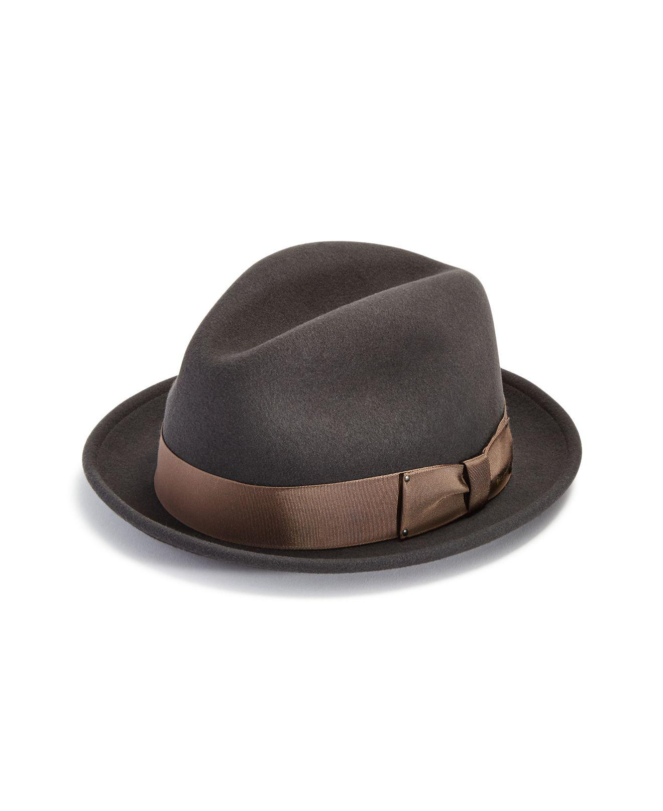 Lyst - Bailey of Hollywood Tino Hat for Men c79969def4e