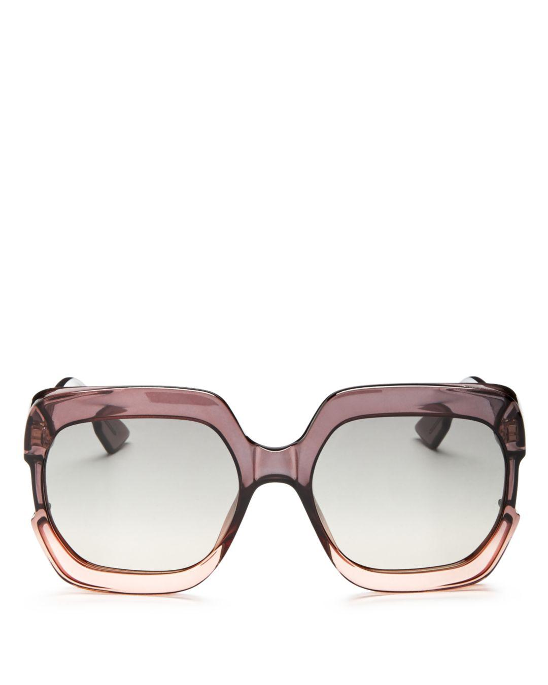 9b9efba70f9 Lyst - Dior 58mm in Gray - Save 1%