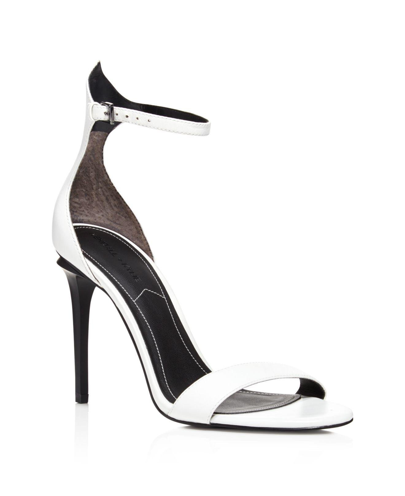 KENDALL and KYLIE Elin Ankle Strap High Heel Sandals - 100% Exclusive Women