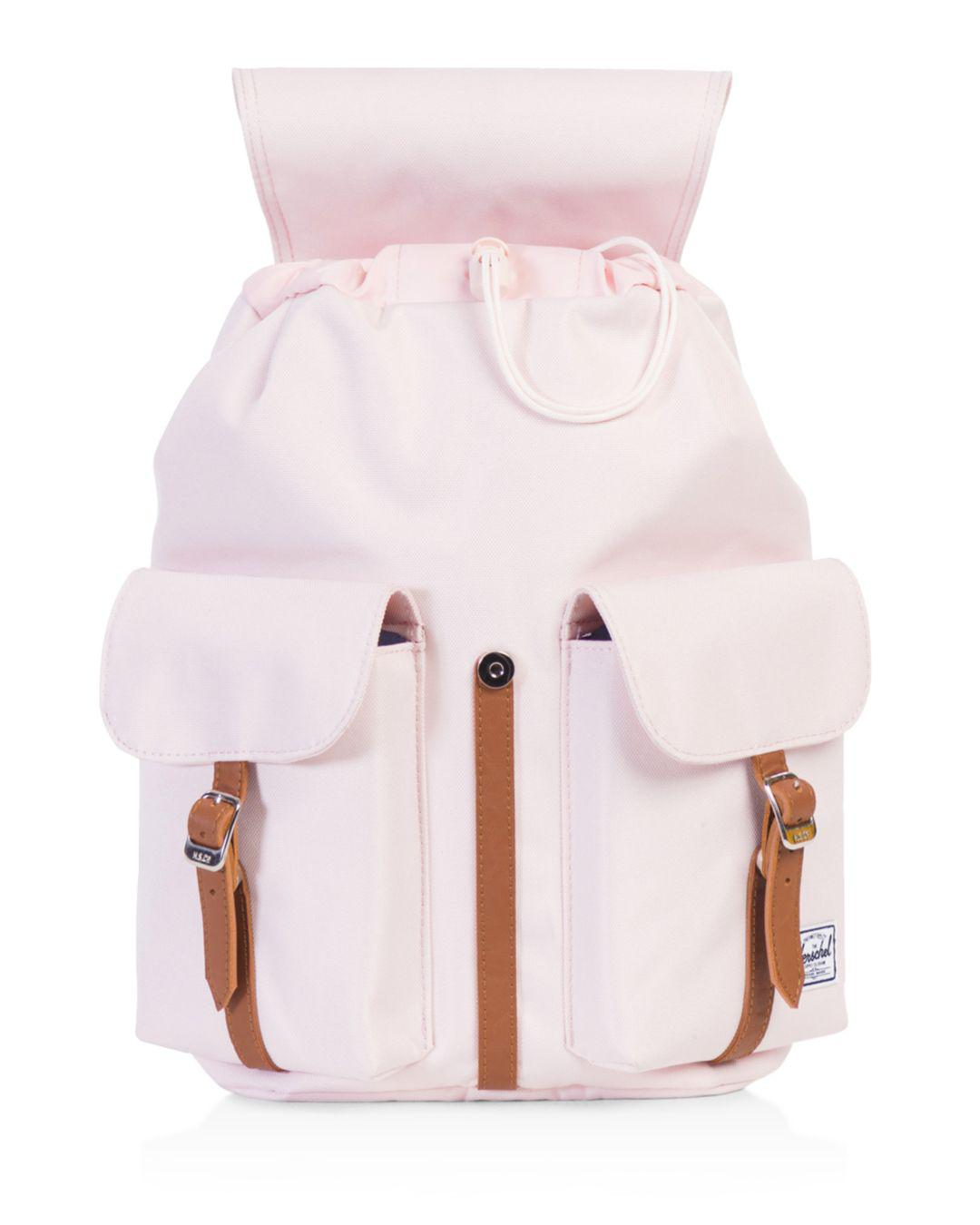 Lyst - Herschel Supply Co. Dawson s Backpack in Pink 874907d9a5c85