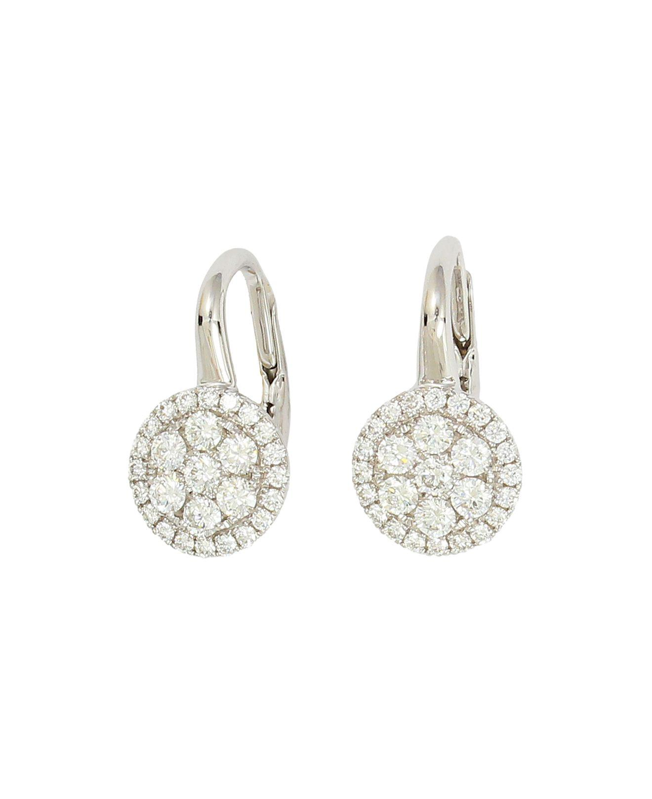 cluster anzie angela betteridge earrings dew drop jewellery shop