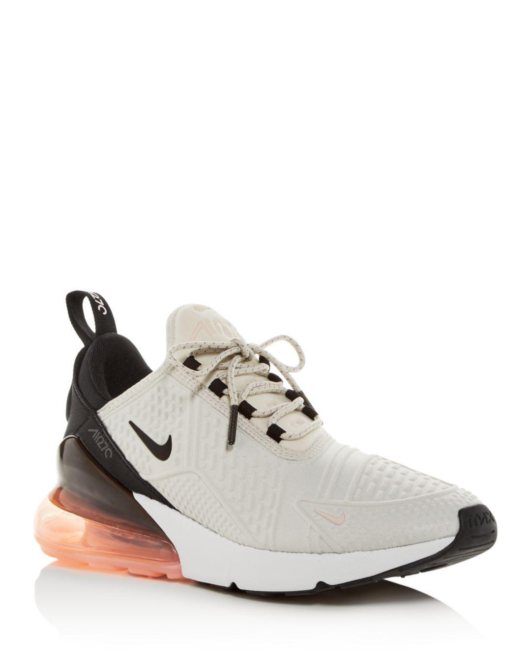 best sneakers ffa30 013f4 Lyst - Nike Women s Air Max 270 Low-top Sneakers