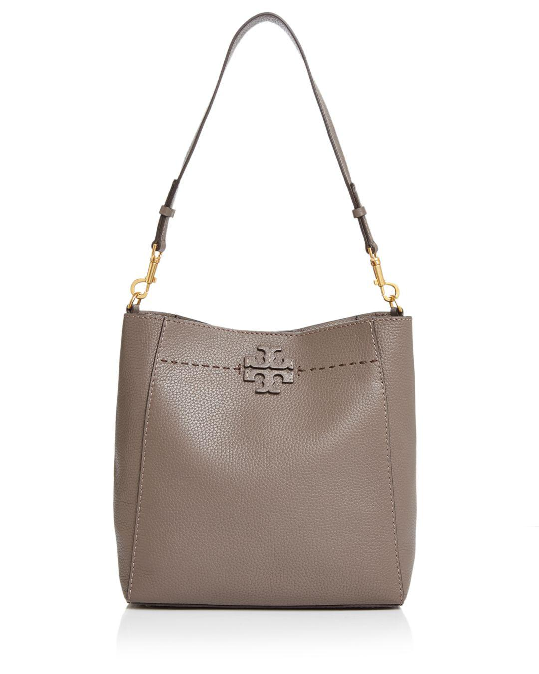 7127c743f24 Tory Burch. Women s Mcgraw Leather Hobo