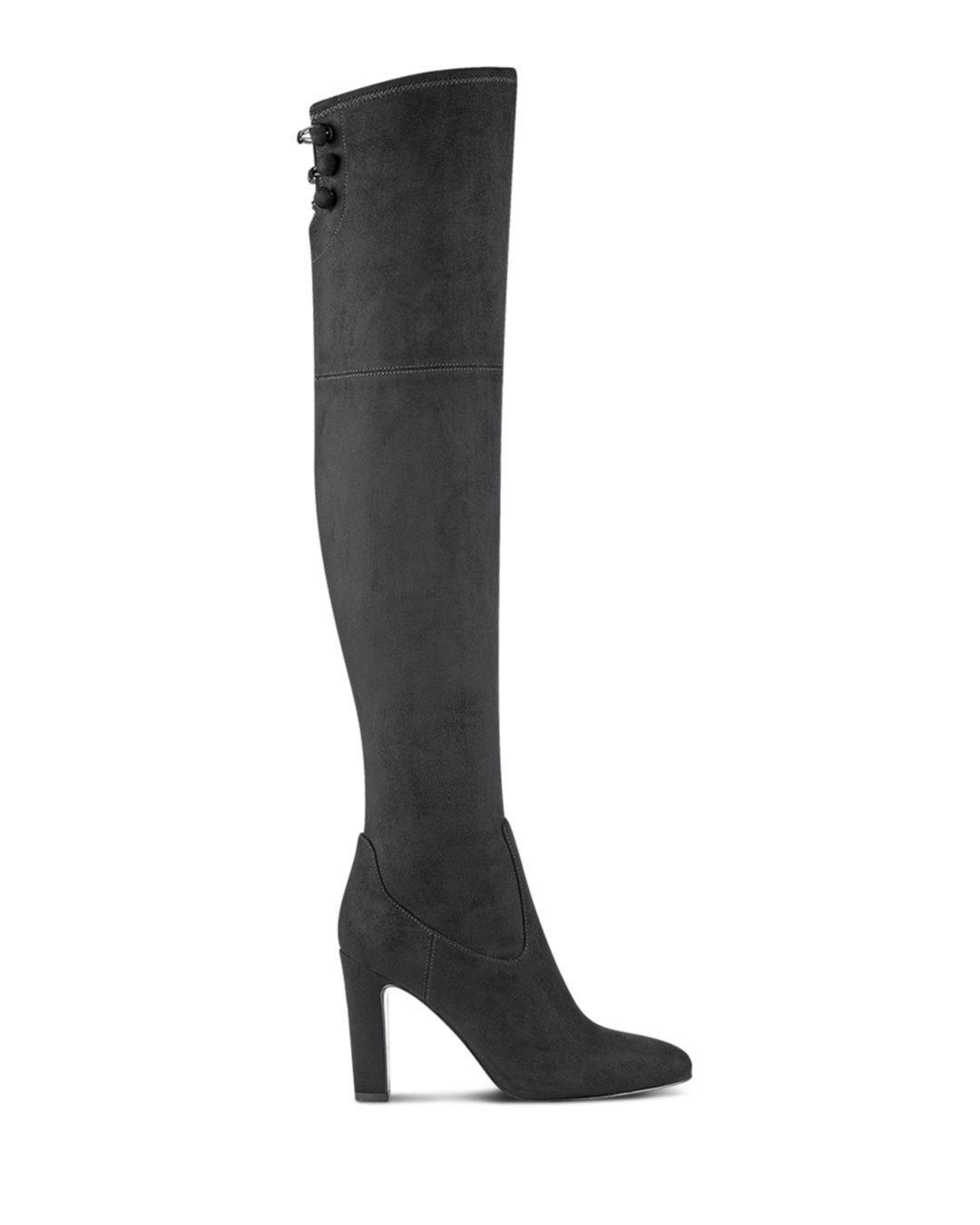 e543e01fbae Lyst - Ivanka Trump Saisha Over-the-knee High-heel Boots in Black