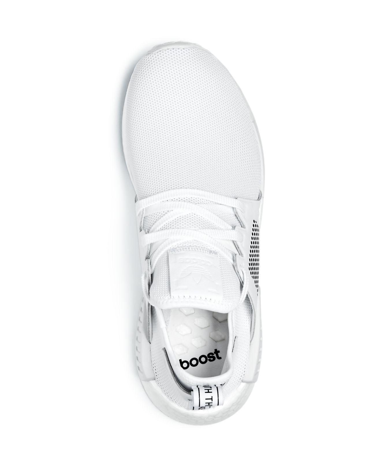 Lyst Adidas Da Uomini Allacciarsi Le Scarpe Da Adidas Ginnastica In Bianco Rt Nmd Per Gli Uomini 635e44
