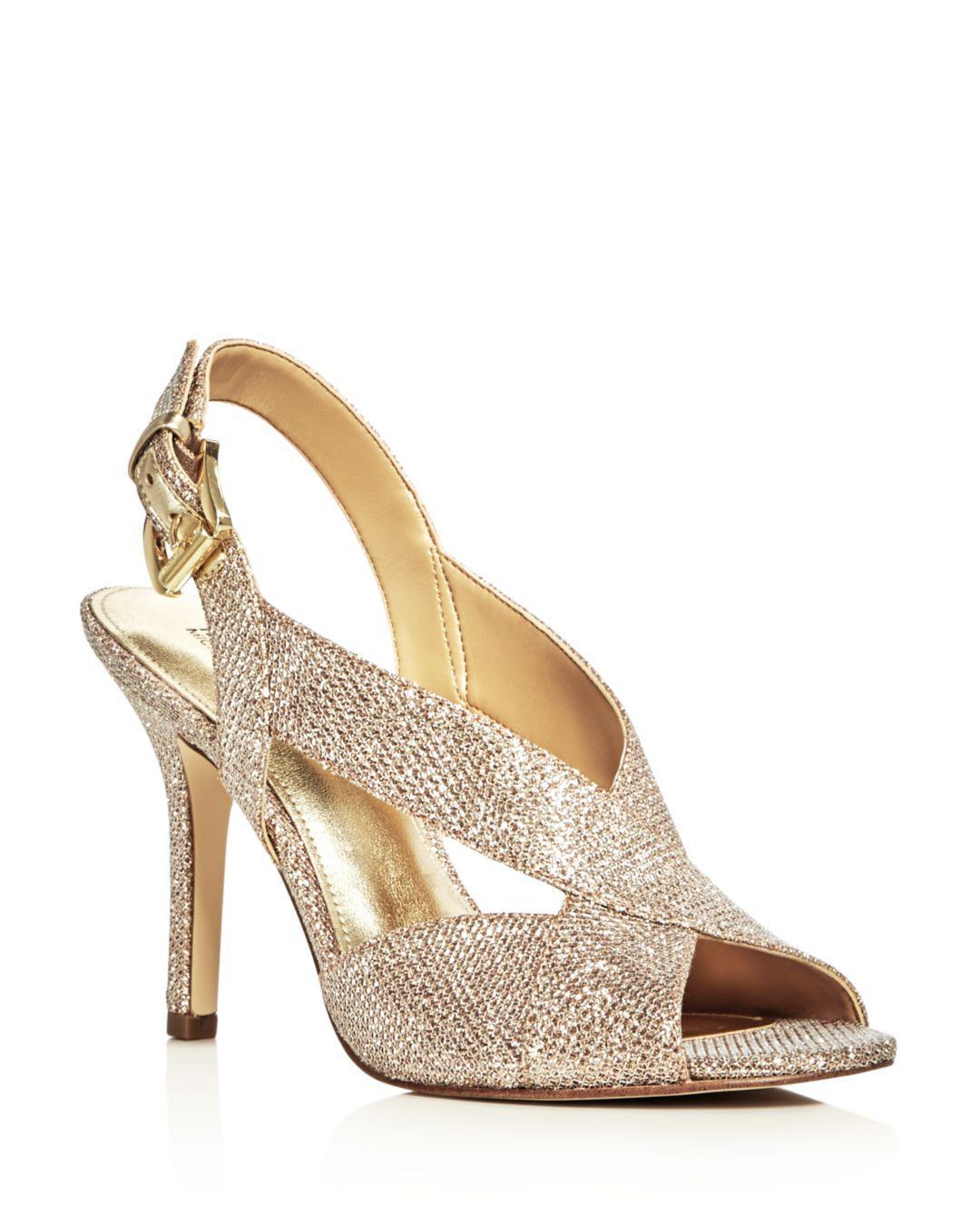 ce08a9604e1a MICHAEL Michael Kors Becky Cross Strap Sandal (women) - Save 53% - Lyst
