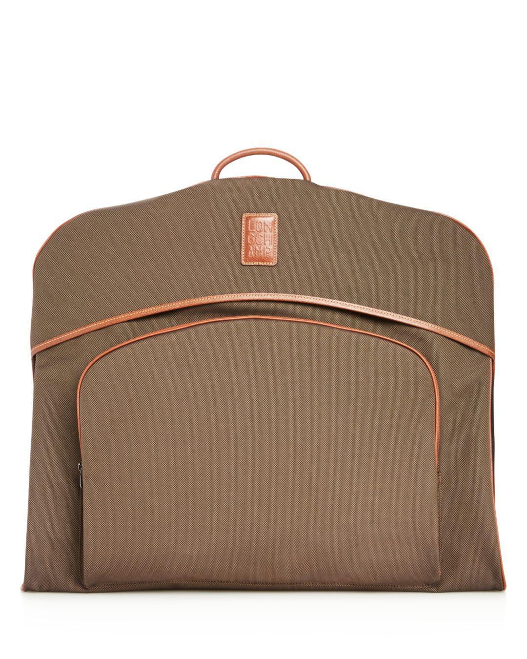 Lyst - Longchamp Boxford Garment Bag in Brown for Men 5051454bf219d
