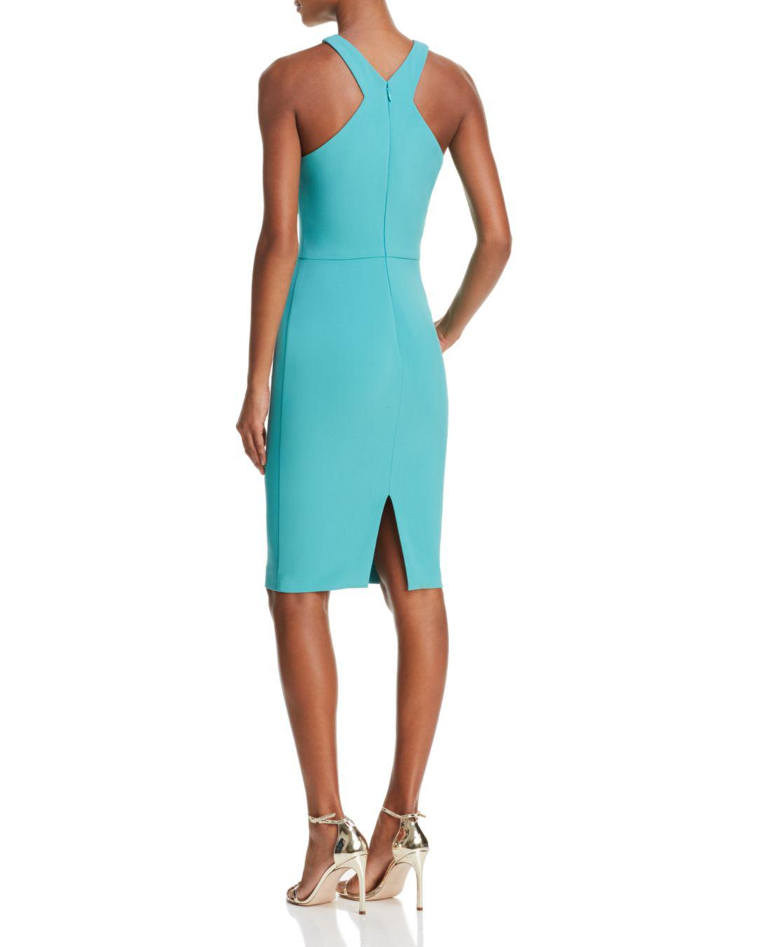 c68438b5 Lyst - Likely Carolyn Cross-strap Dress in Blue