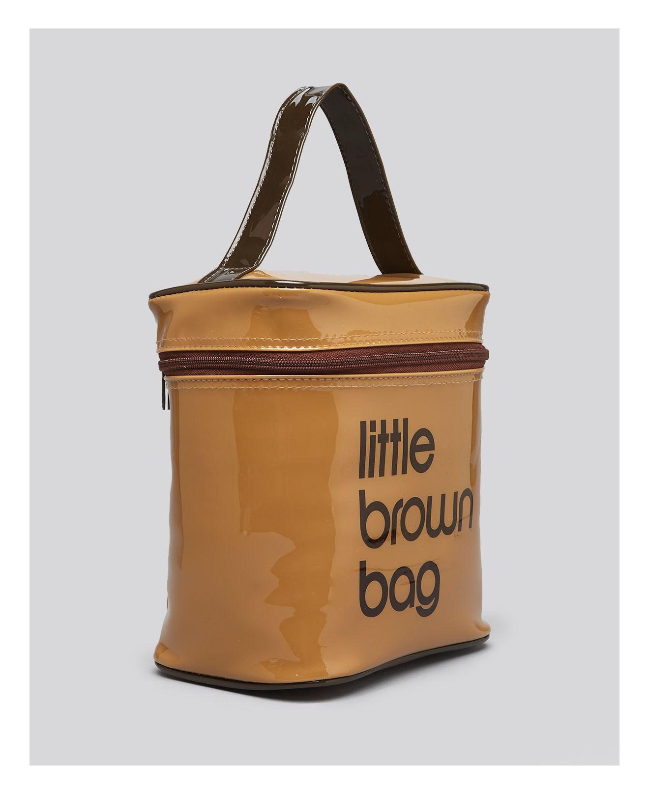 Bloomingdale s Little Brown Bag Lunch Tote in Brown - Lyst 92977b5a4a