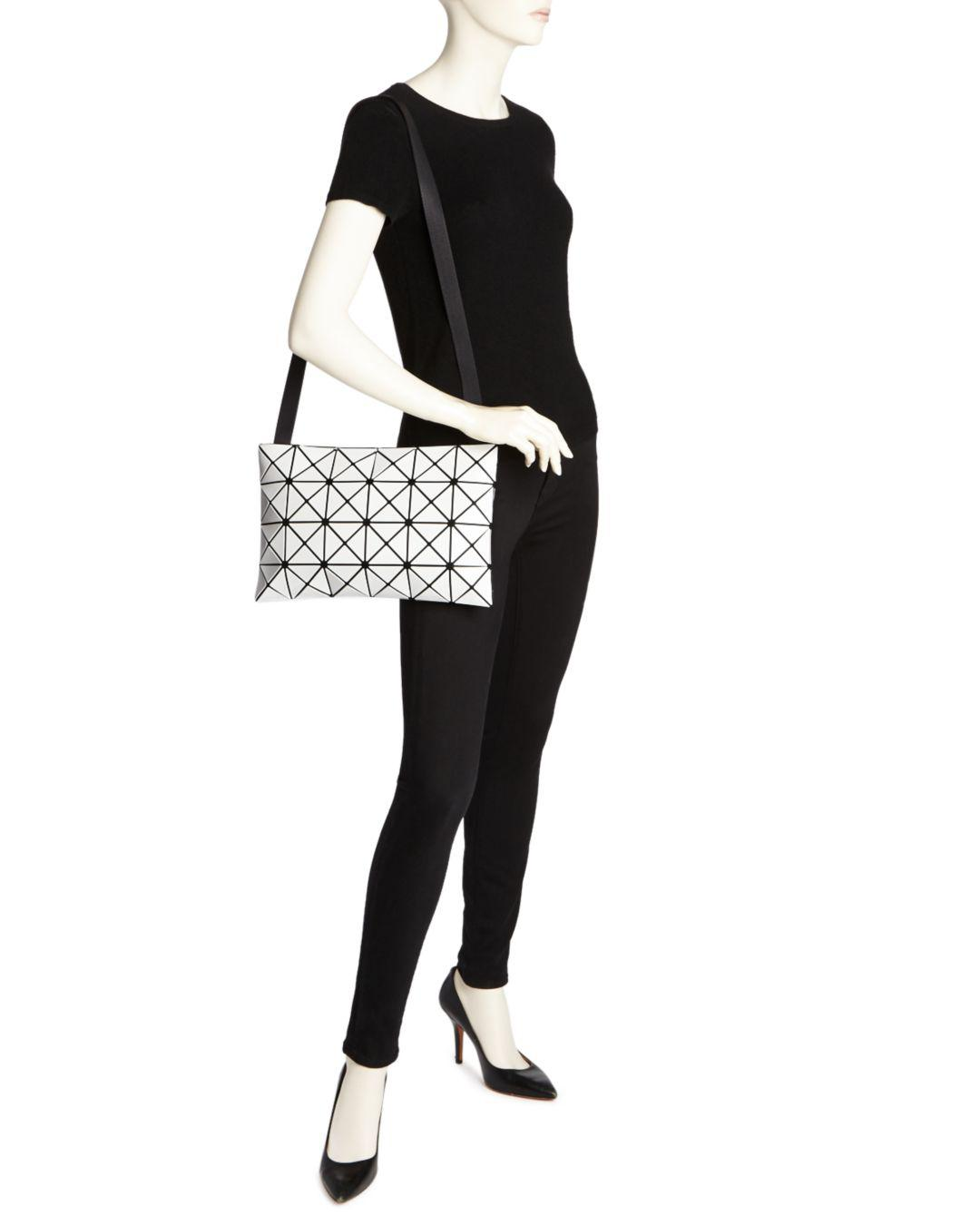... Lyst - Bao Bao Issey Miyake Lucent Large Crossbody in Black detailed  look 2ec52 70f56 ... 89438288a6e91
