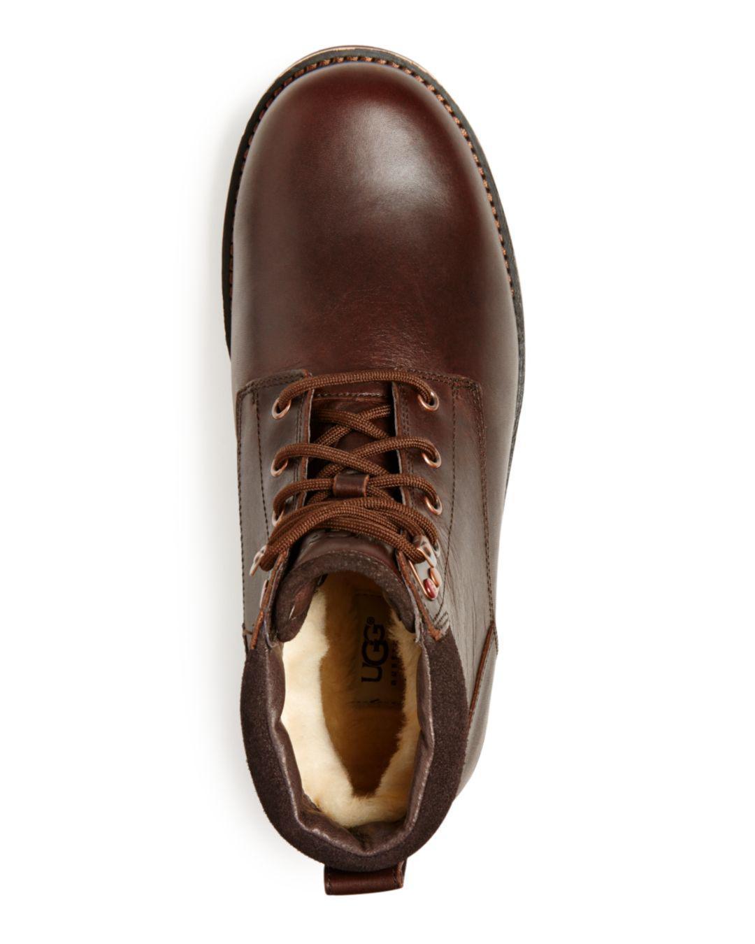 665f40b6674 Lyst - UGG Australia Men's Seton Tl Waterproof Boots in Brown for Men