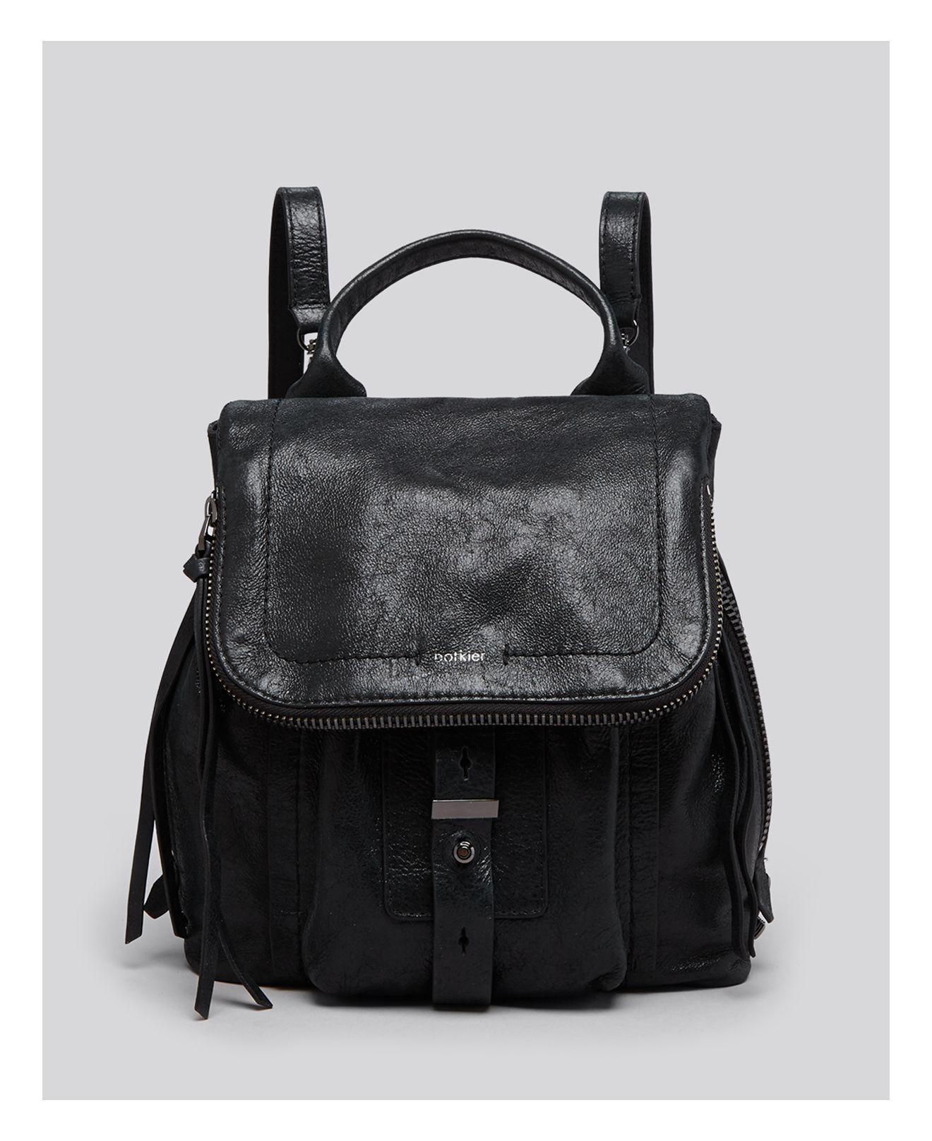 Lyst Botkier Warren Backpack In Black
