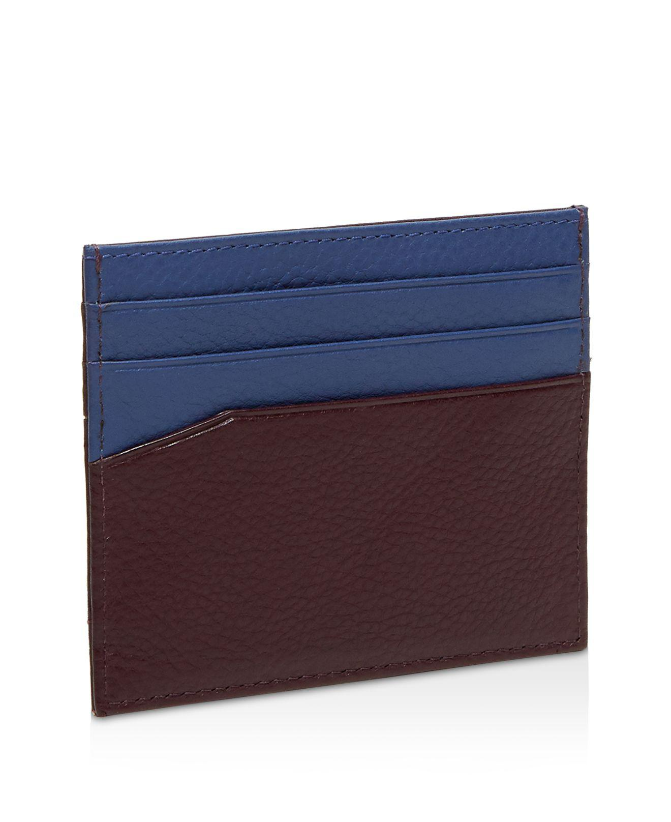 3ee4f9114 Gallery. Previously sold at  Bloomingdale s · Men s Continental Wallets  Men s Passport ...