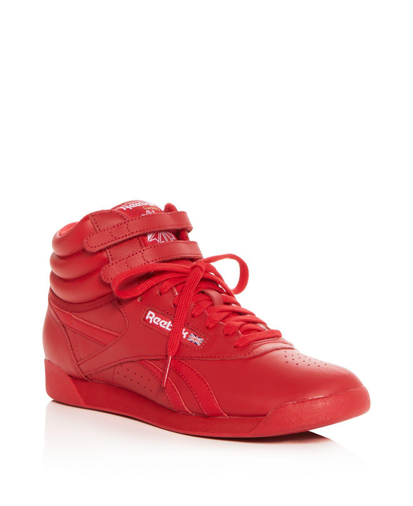 Womens Freestyle Hi Trainers Reebok S7jNN3y