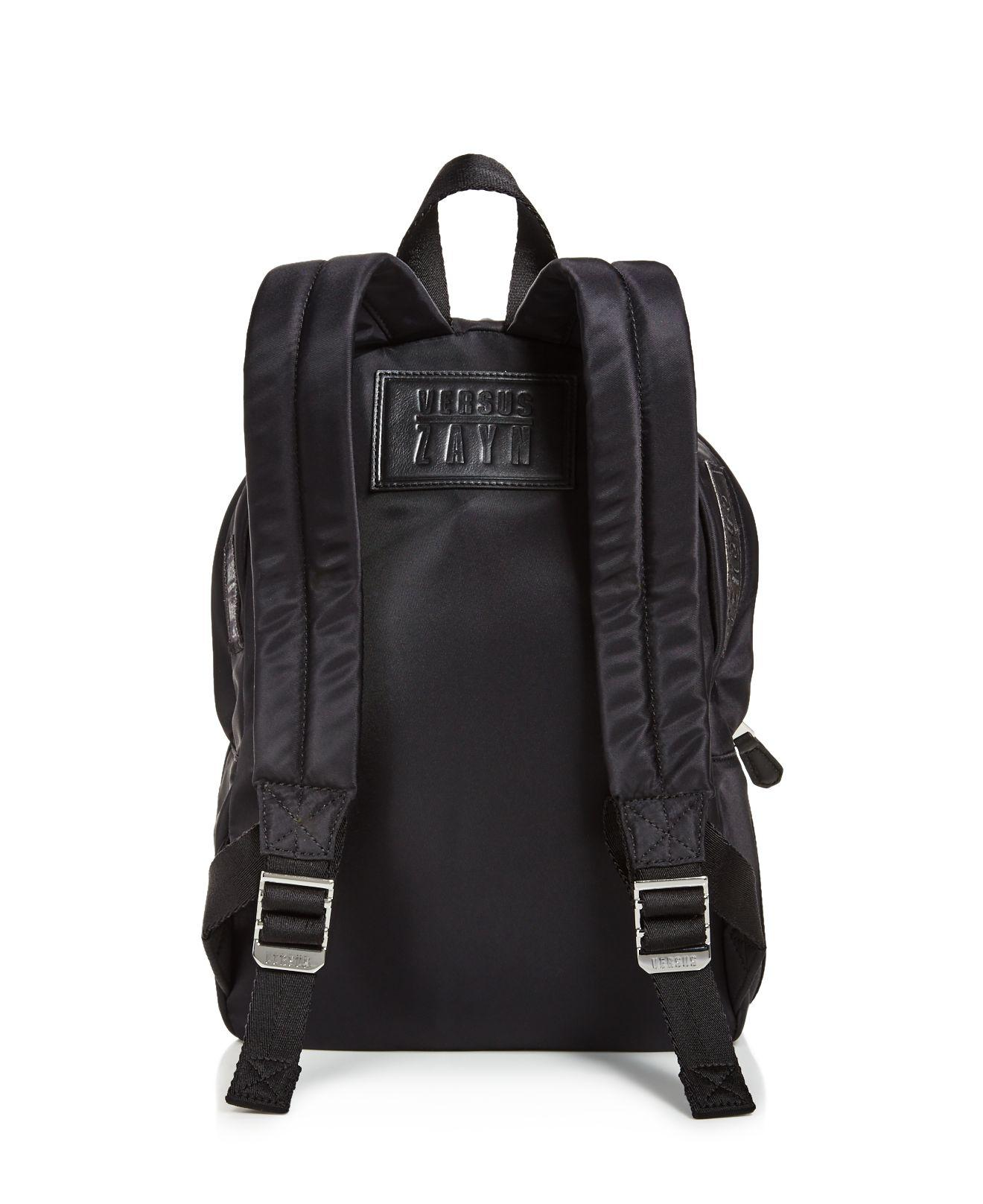 6fb77774aaf1 Lyst - Versus Zayn X Versus Mini Backpack in Black for Men