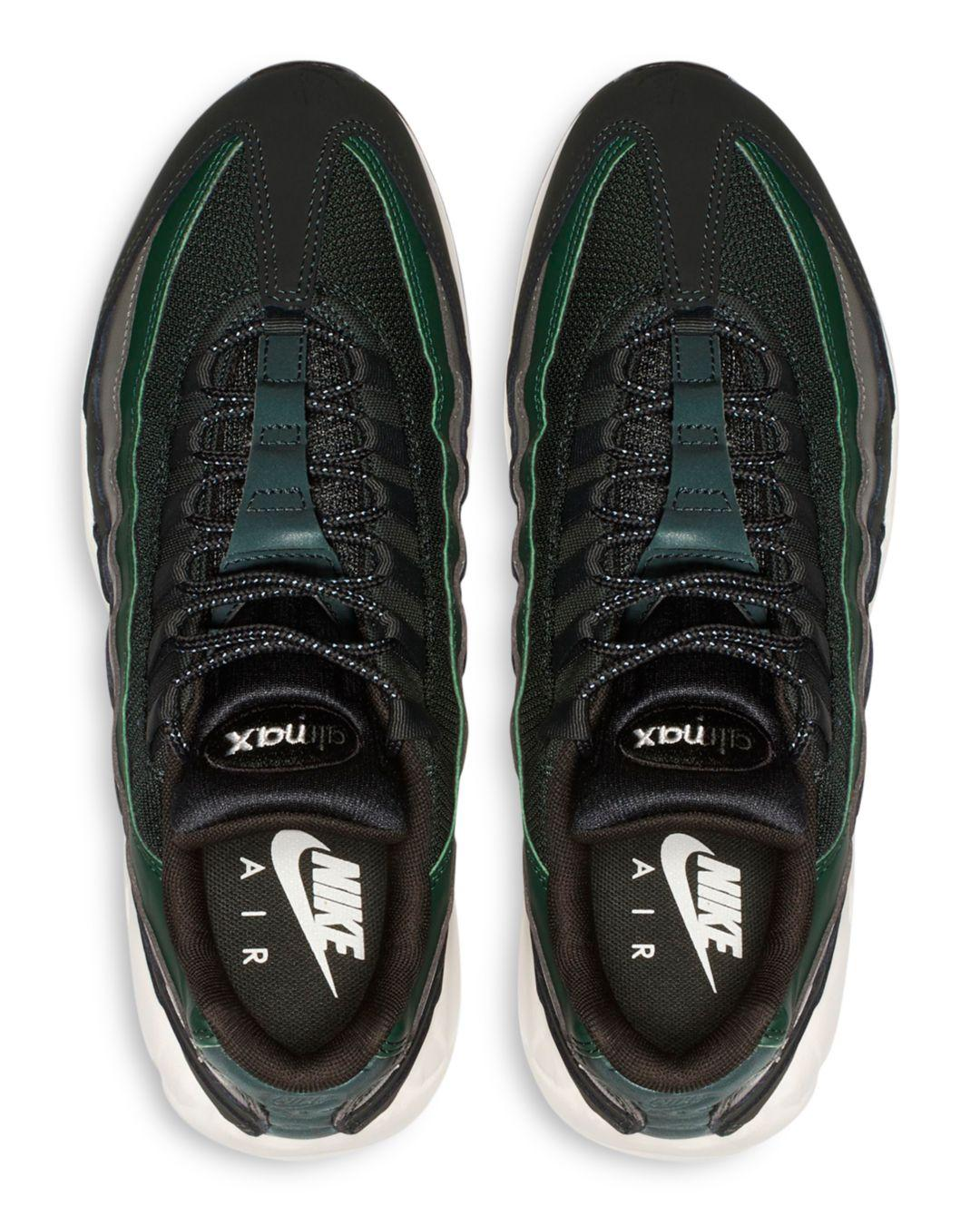 reputable site 87a71 b9f49 Nike Air Max 95 Essential Outdoor Green  Sail-fir-vintage Lichen in Green  for Men - Save 14% - Lyst