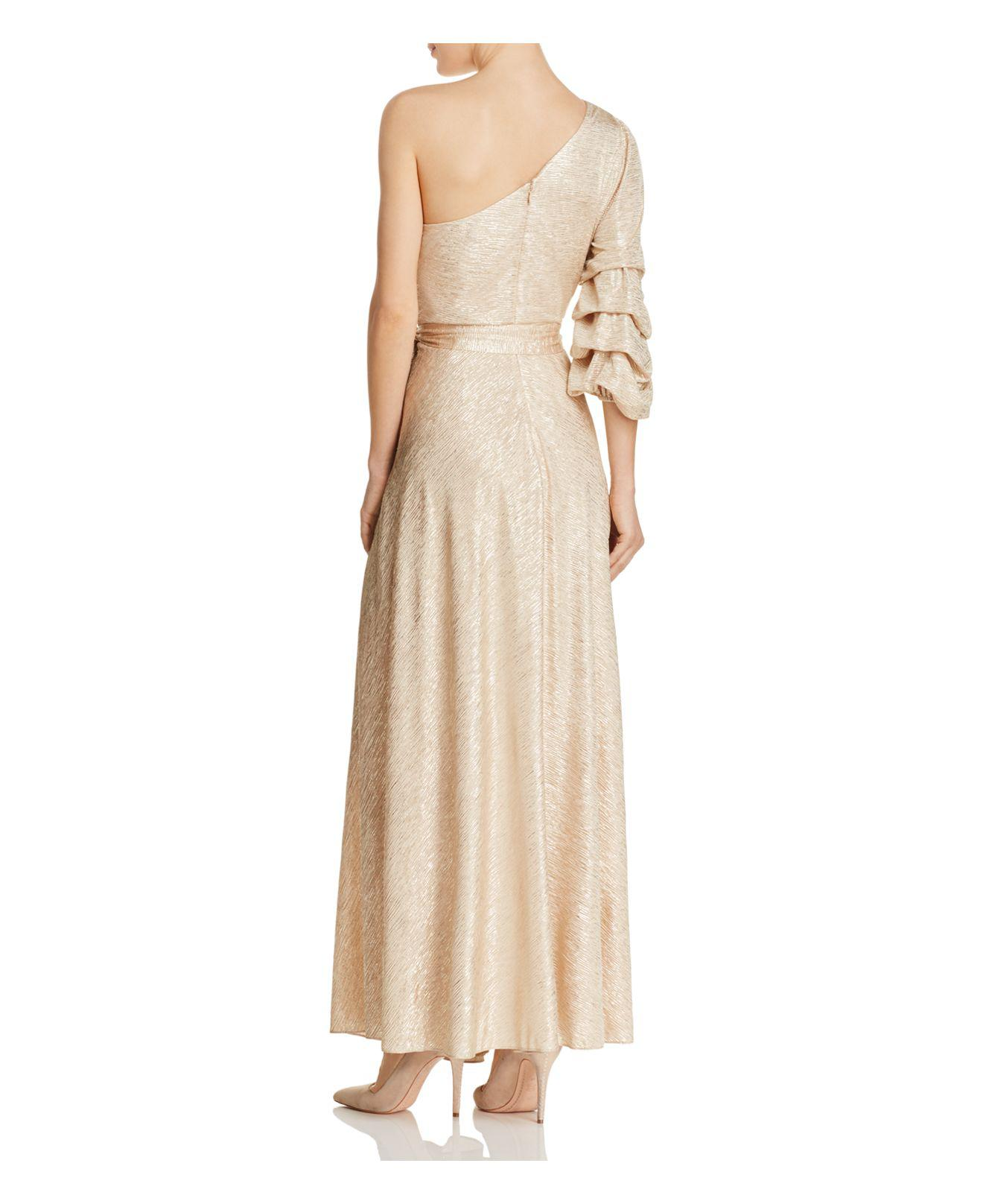 Jeanie long dress Alice & Olivia