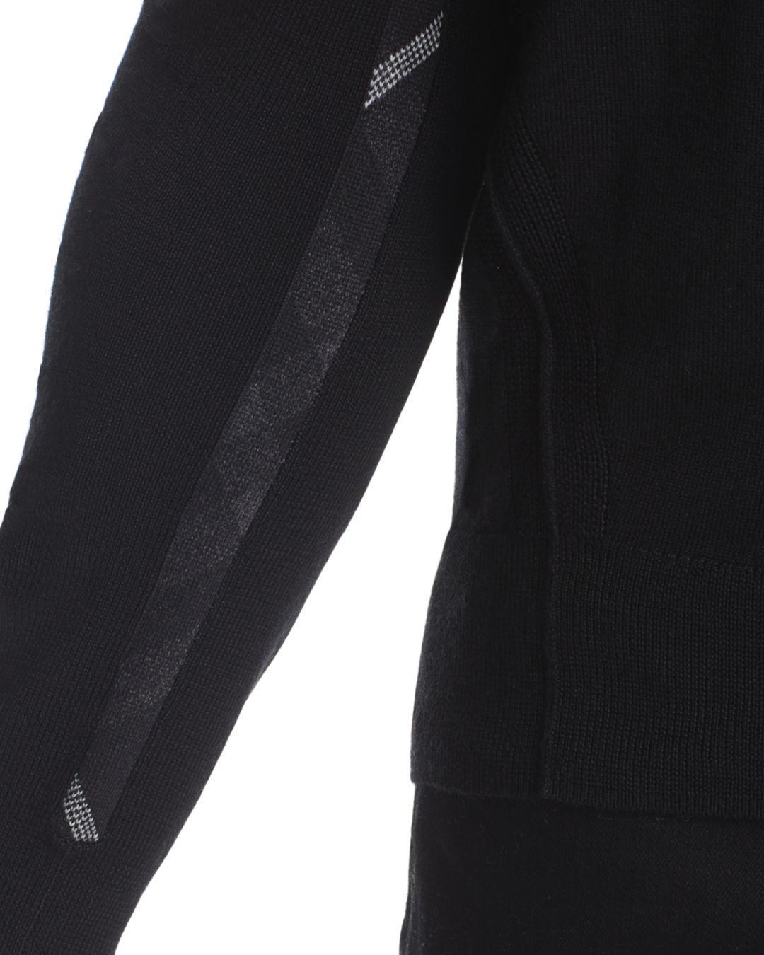 48105b7e0 Lyst - Burberry Carter Crewneck Sweater in Black for Men