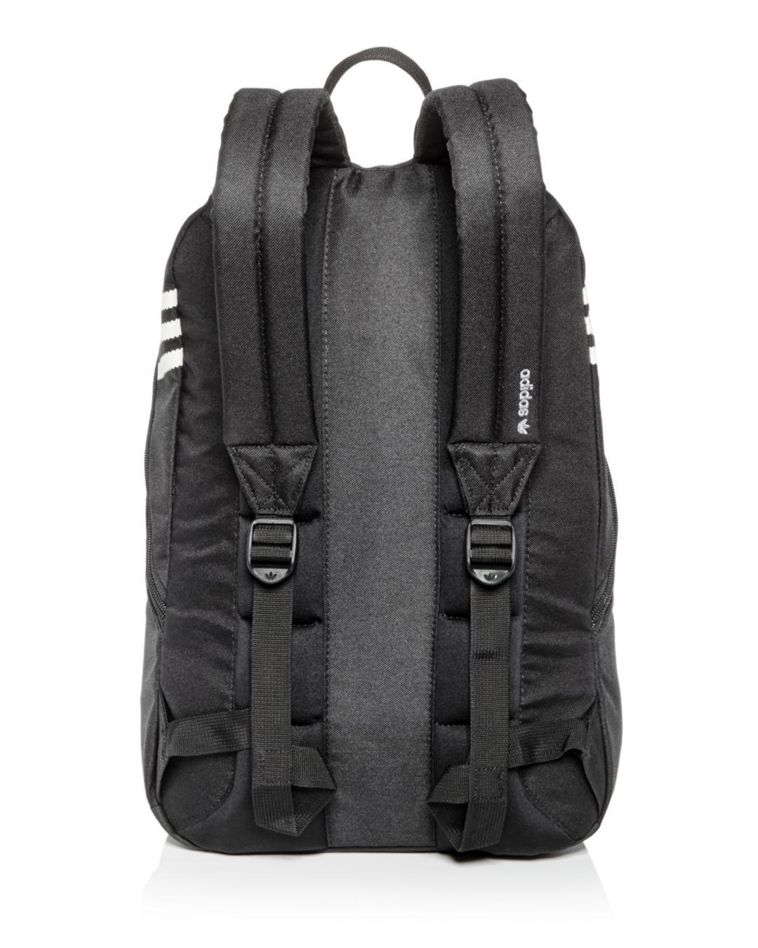 d064f0c911 Lyst - adidas Originals National Backpack in Black for Men