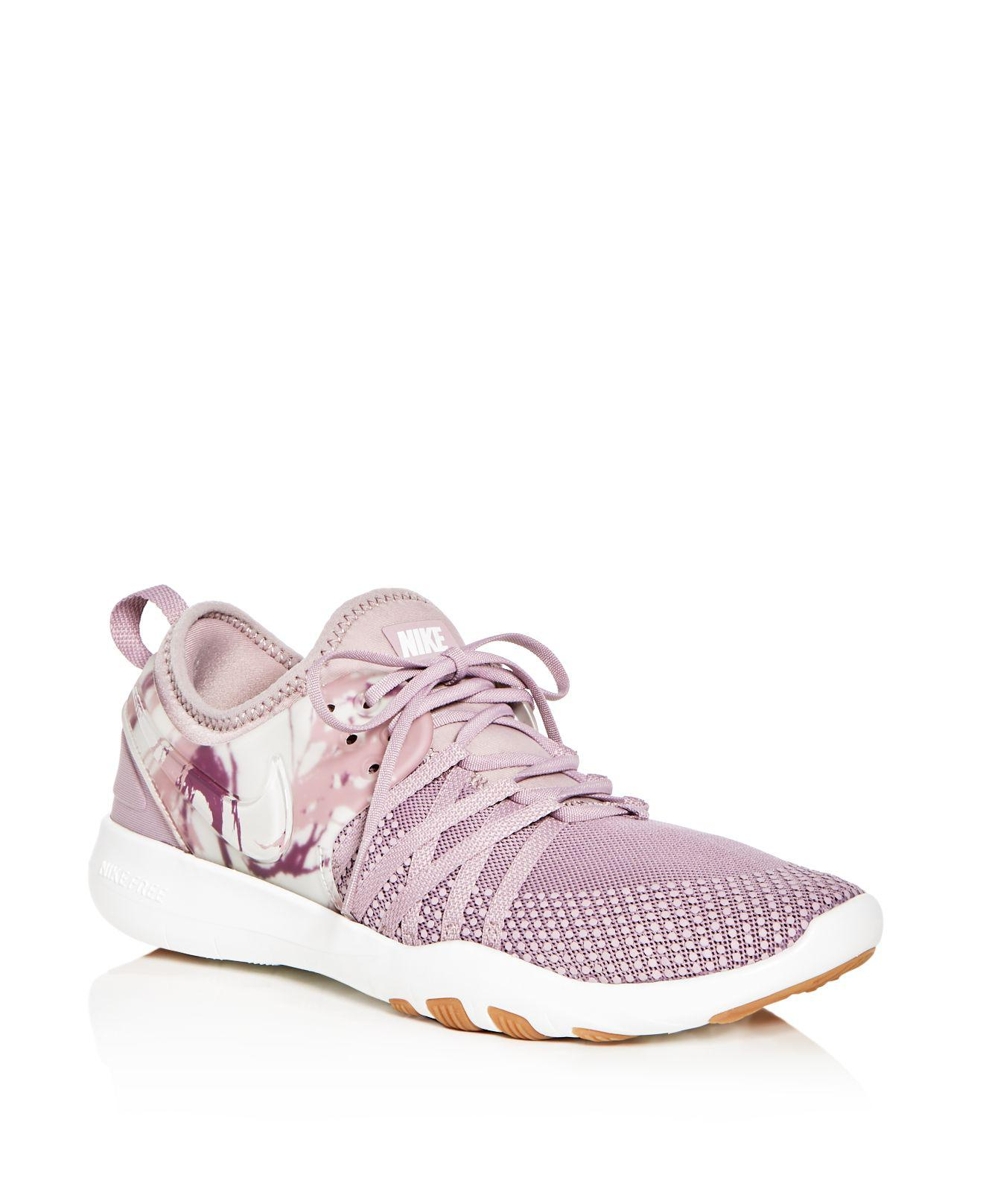 Nike. Women's Free Tr 7 Lace Up Sneakers