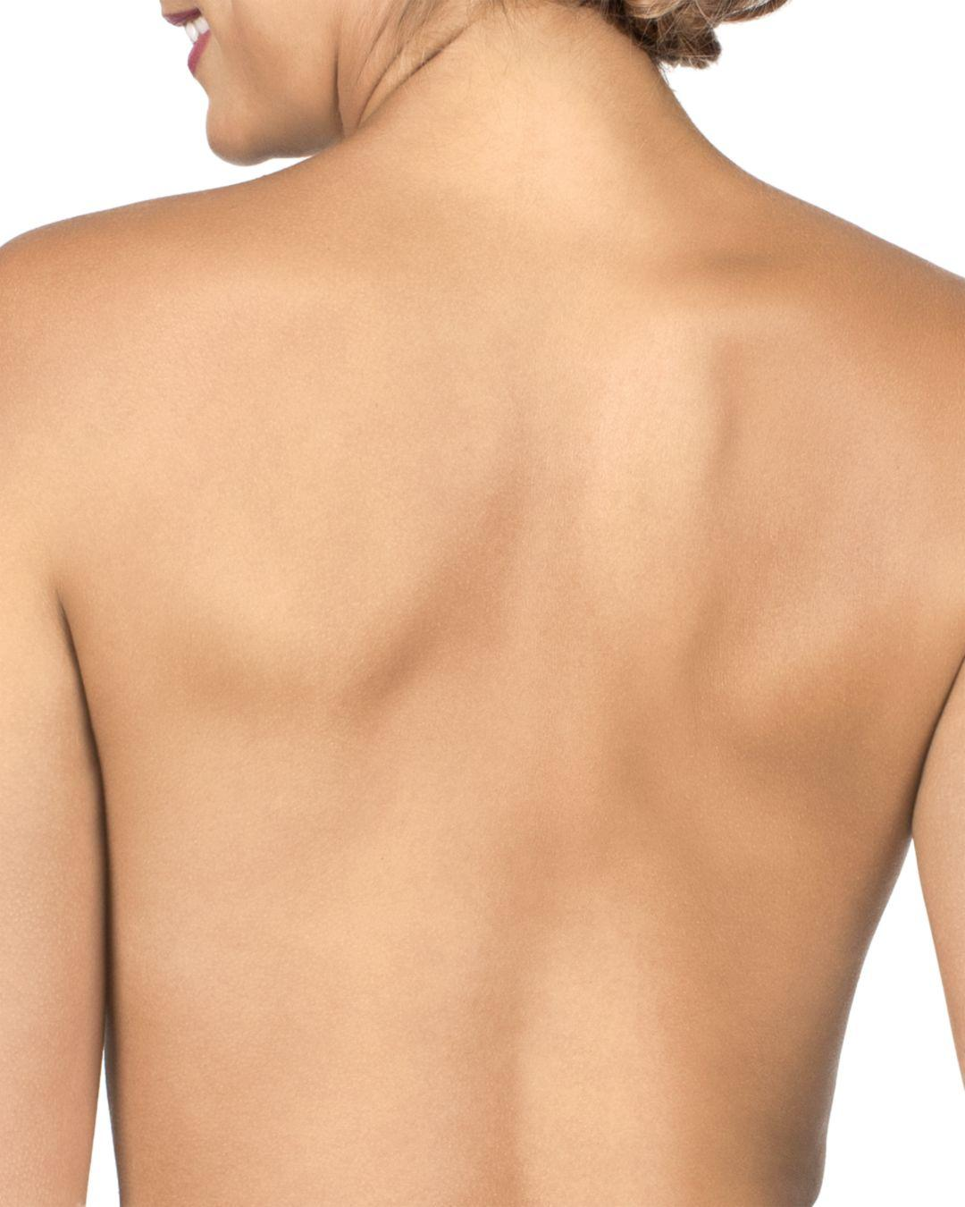 3bb371972fa65 Lyst - Fashion Forms Backless   Strapless Silicone Skin Bandeau in Natural