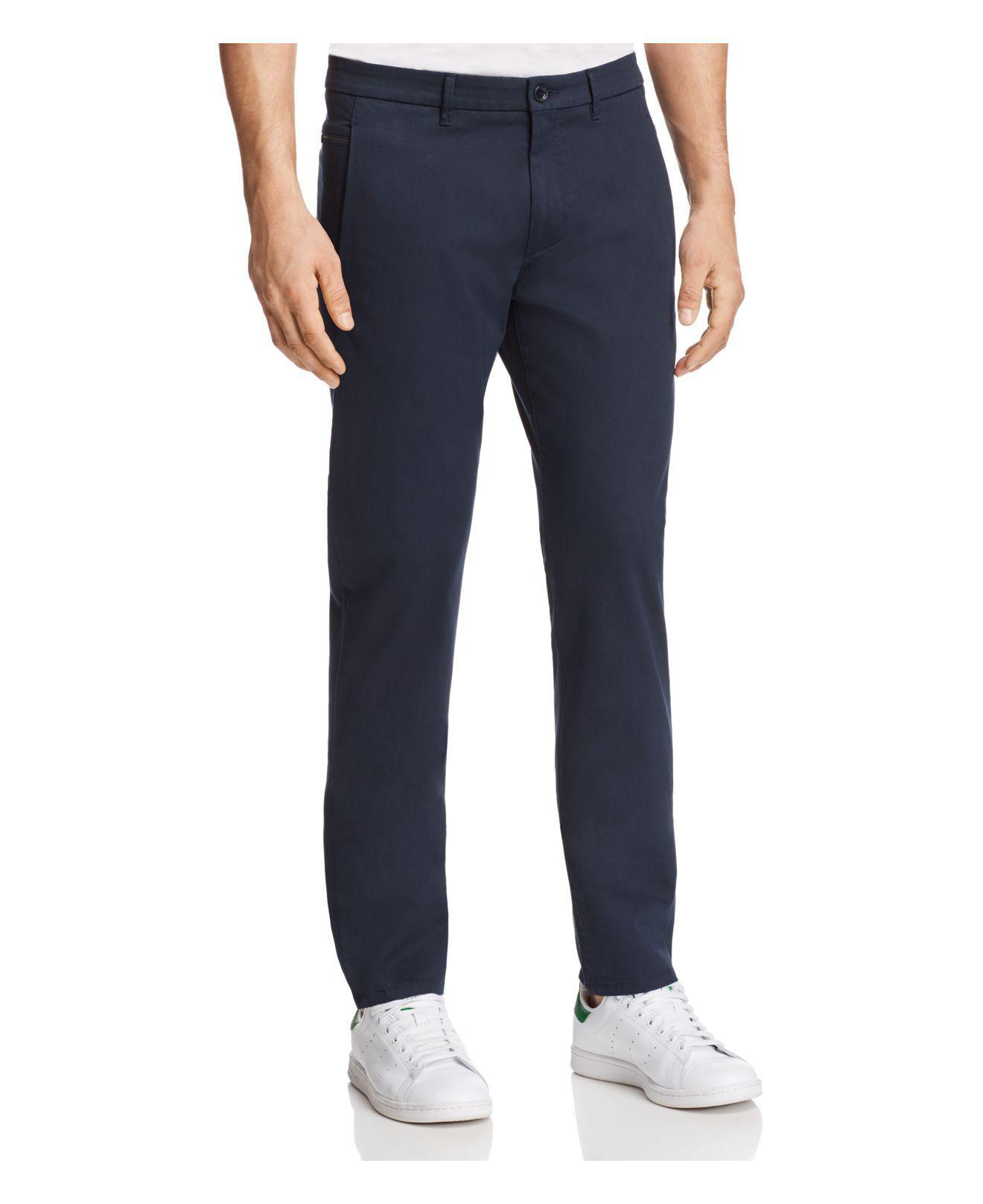 BOSS ATHLEISURE LEEMAN - Pantalón chino - medium grey tttqouTA