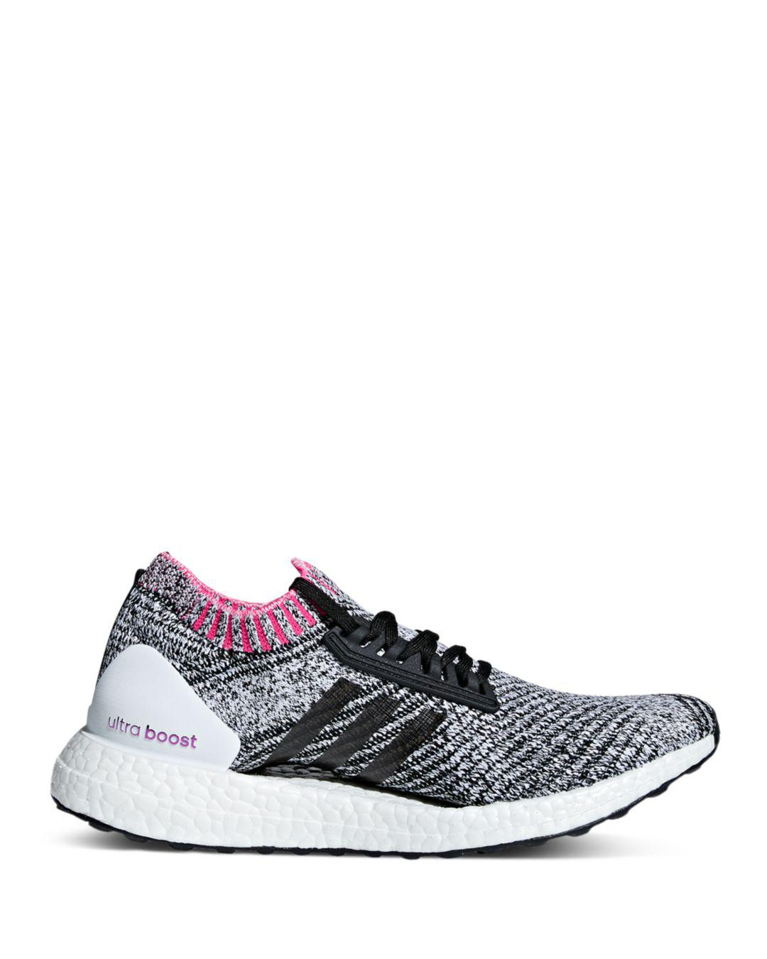 d79dcf1ba381 Lyst - adidas Women s Ultraboost X Primeknit Lace Up Sneakers - Save 51%
