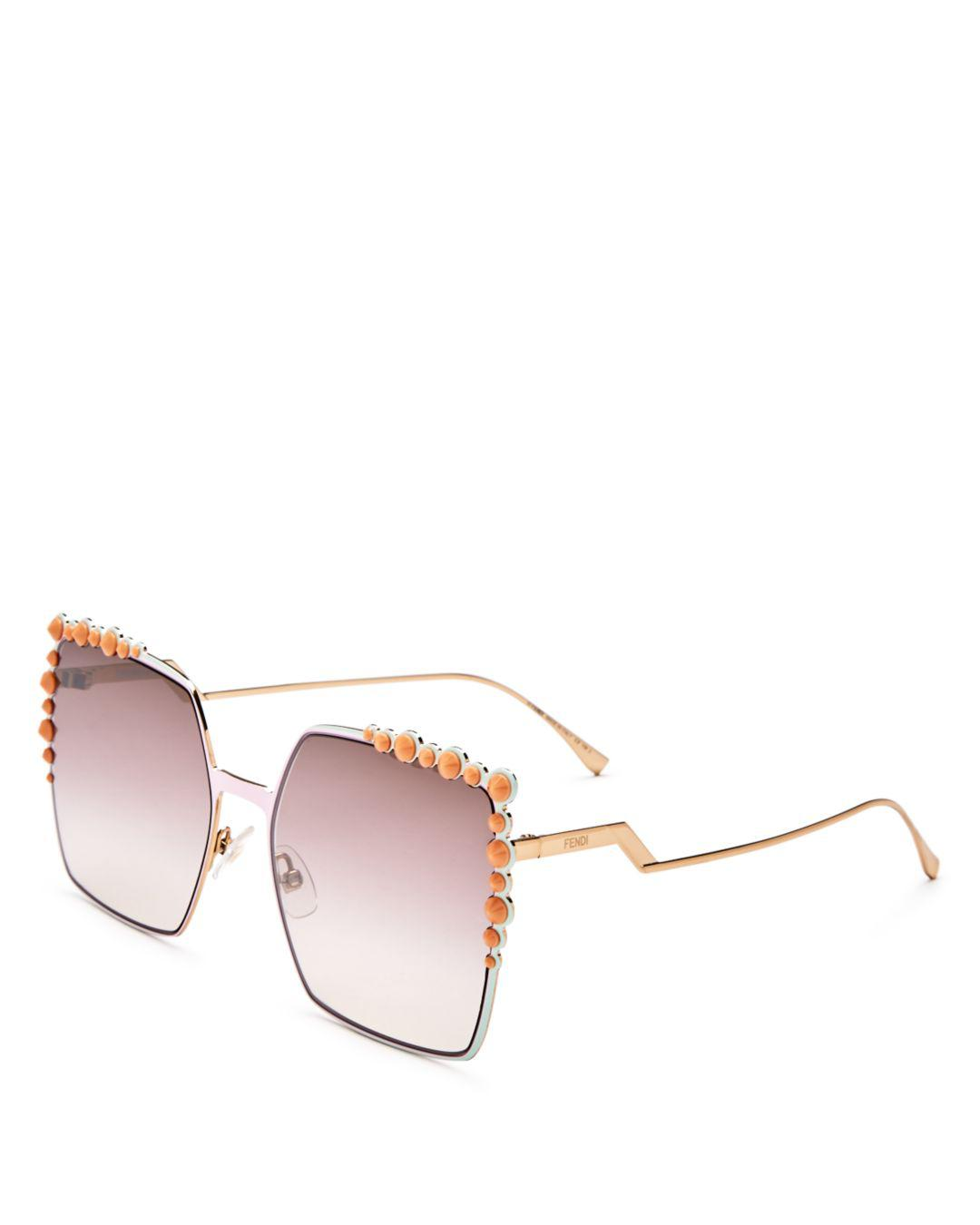 22aabd33929 Fendi 60mm in Pink - Lyst