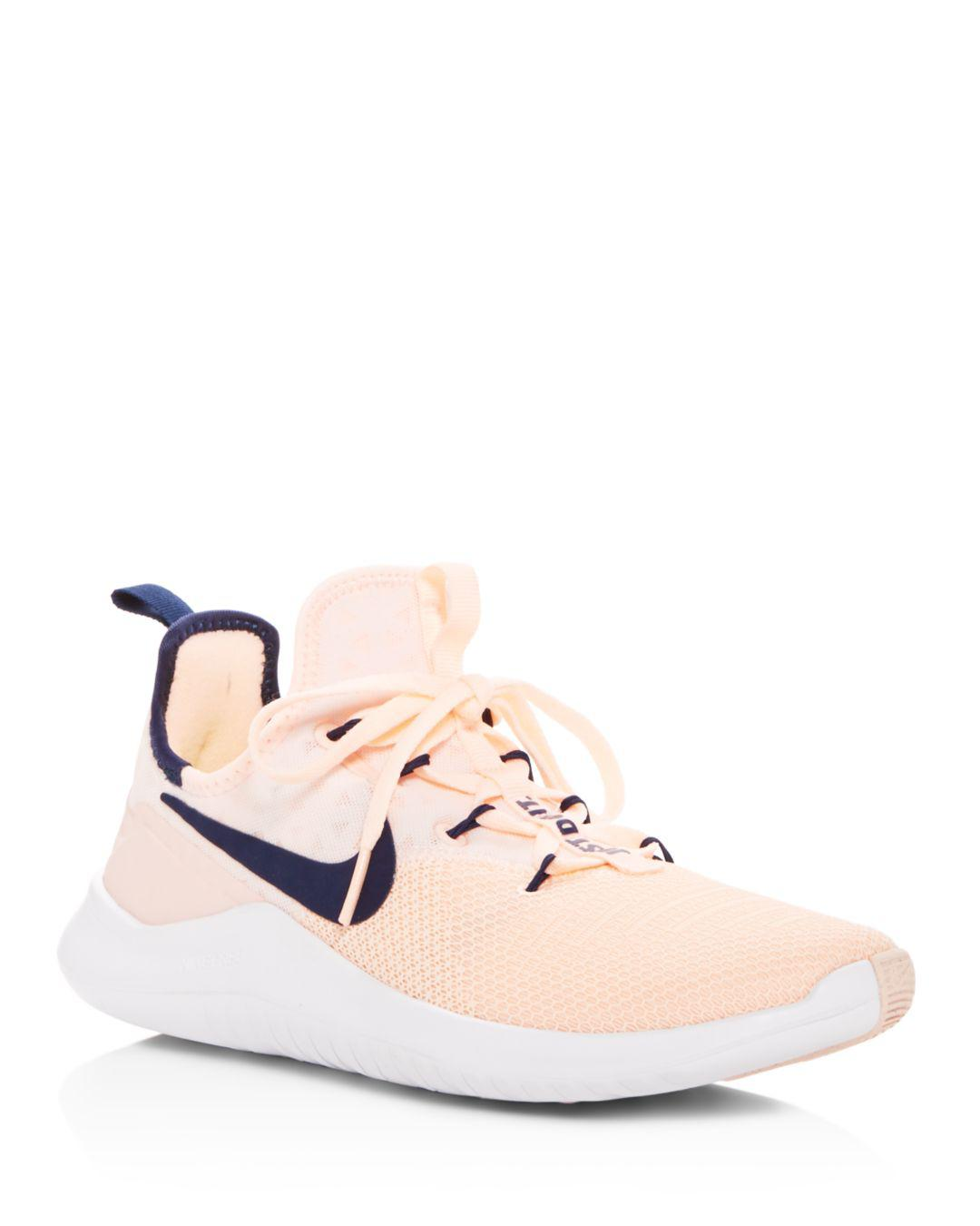size 40 4bce4 99a0e Nike. Womens Free Tr 8 Lace Up Sneakers
