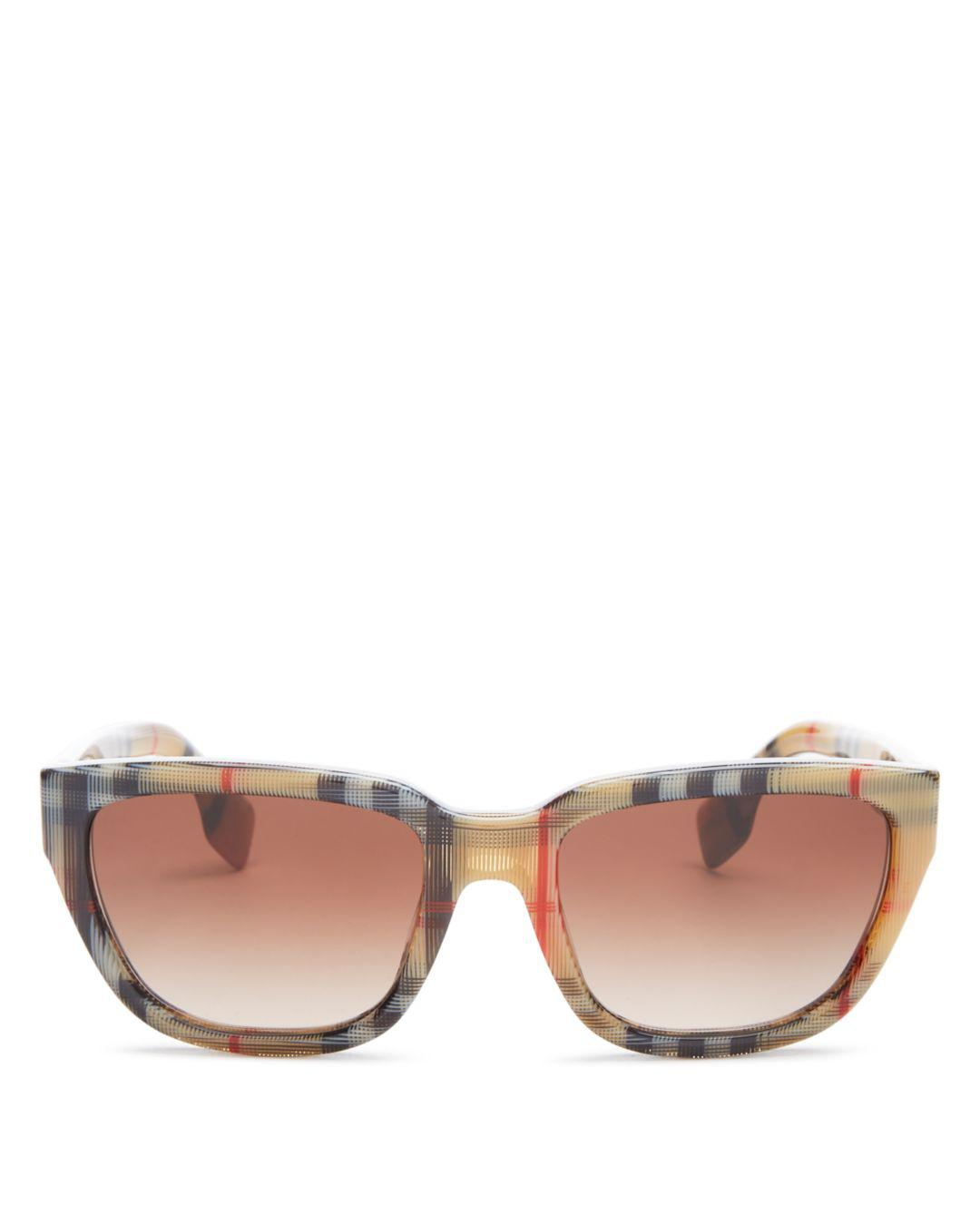 b562918fbeb1 Lyst - Burberry 54mm in Brown