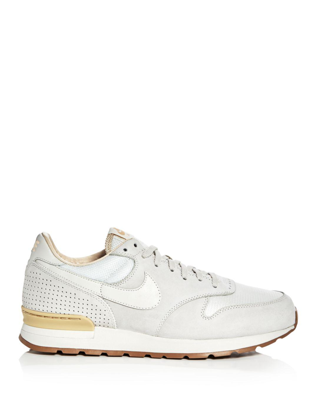 ab3bde2f07872 Lyst - Nike Men s Air Zoom Epic Luxe Lace Up Sneakers in White for Men